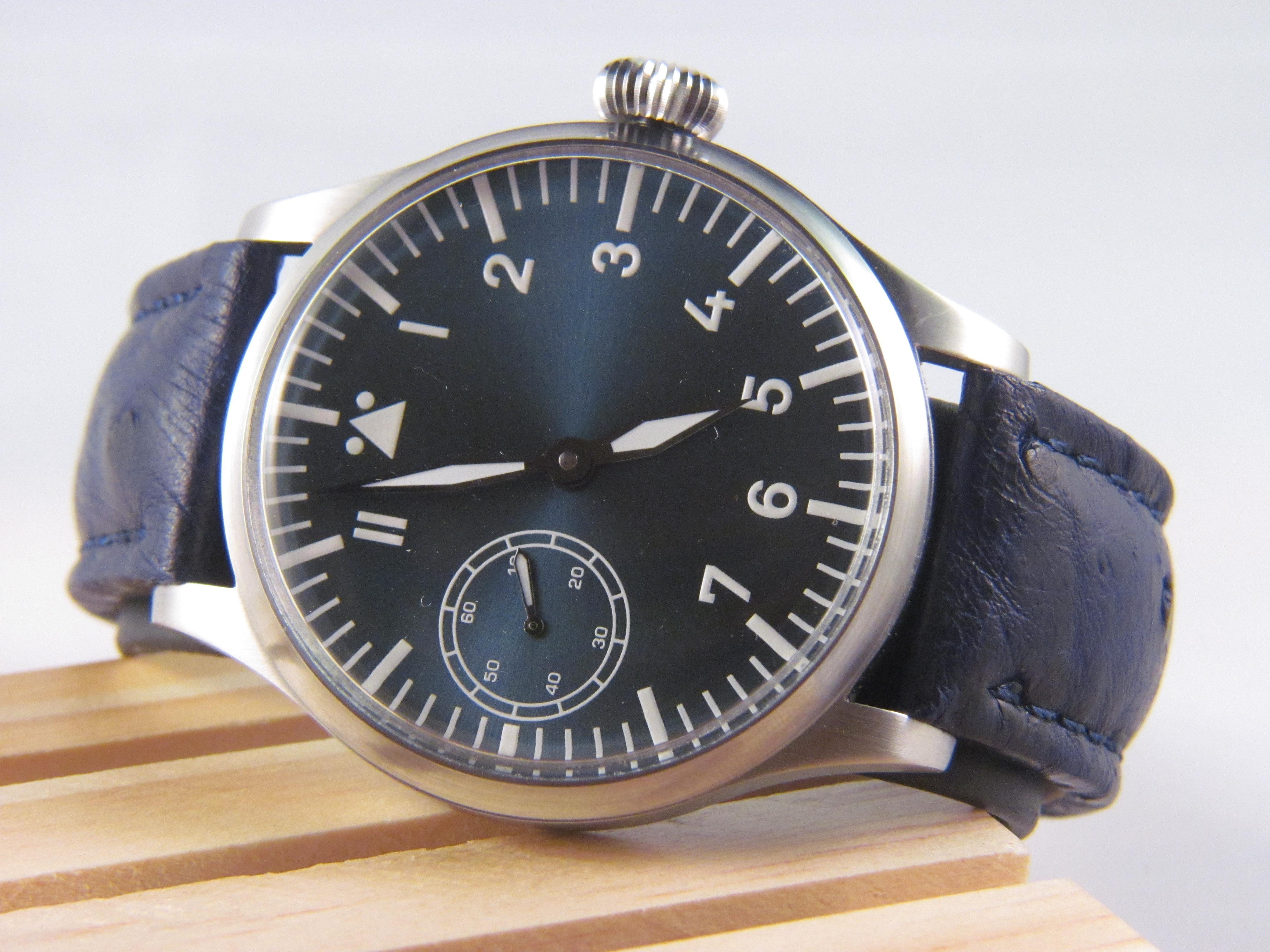 menonton tangan jam tangan mekanis mengikat mineral Unitas
