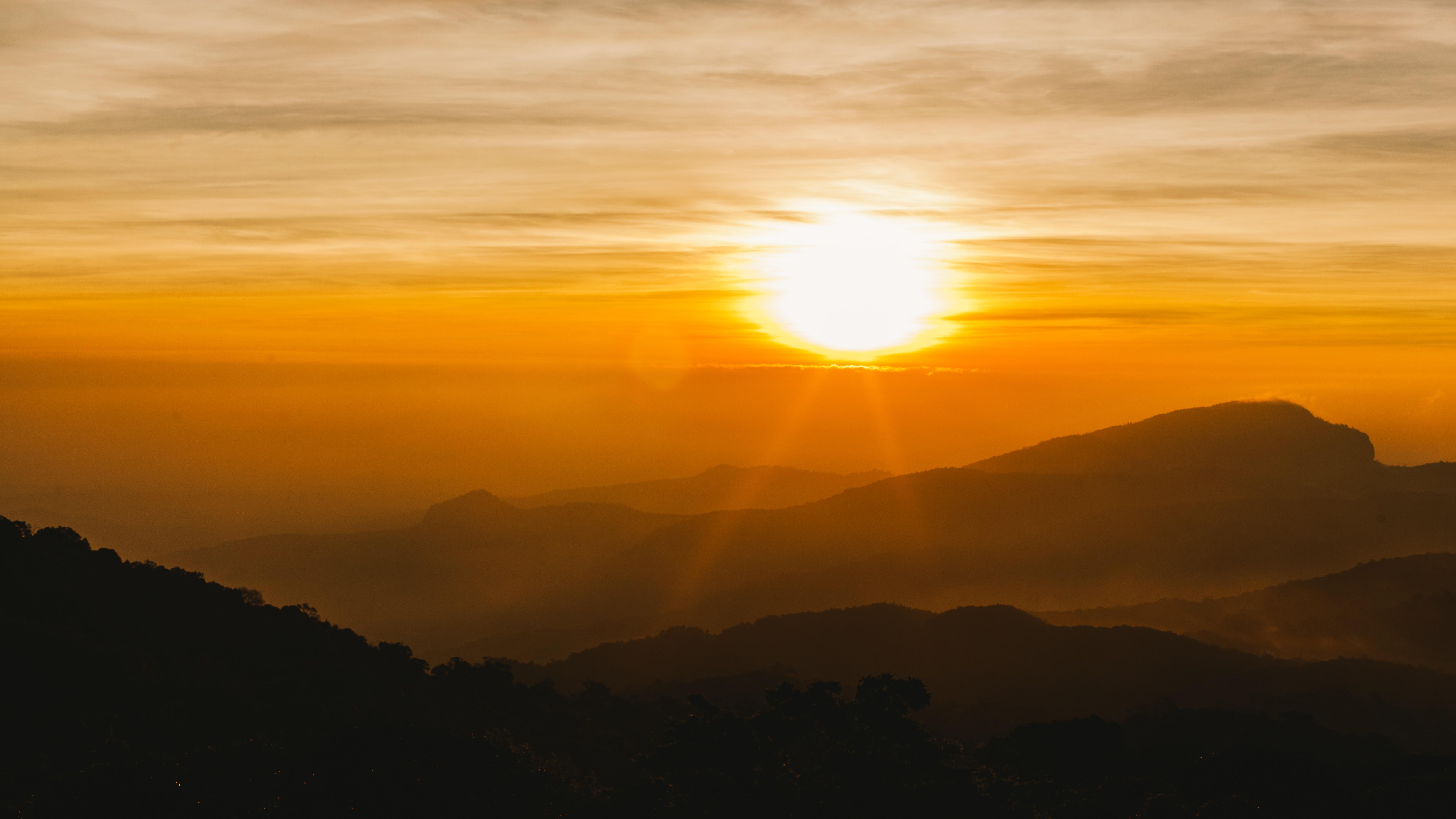 Free images watch landscape horizon mountain cloud sun watch landscape horizon mountain cloud sky sun sunrise sunset sunlight morning hill view dawn atmosphere daytime altavistaventures Images