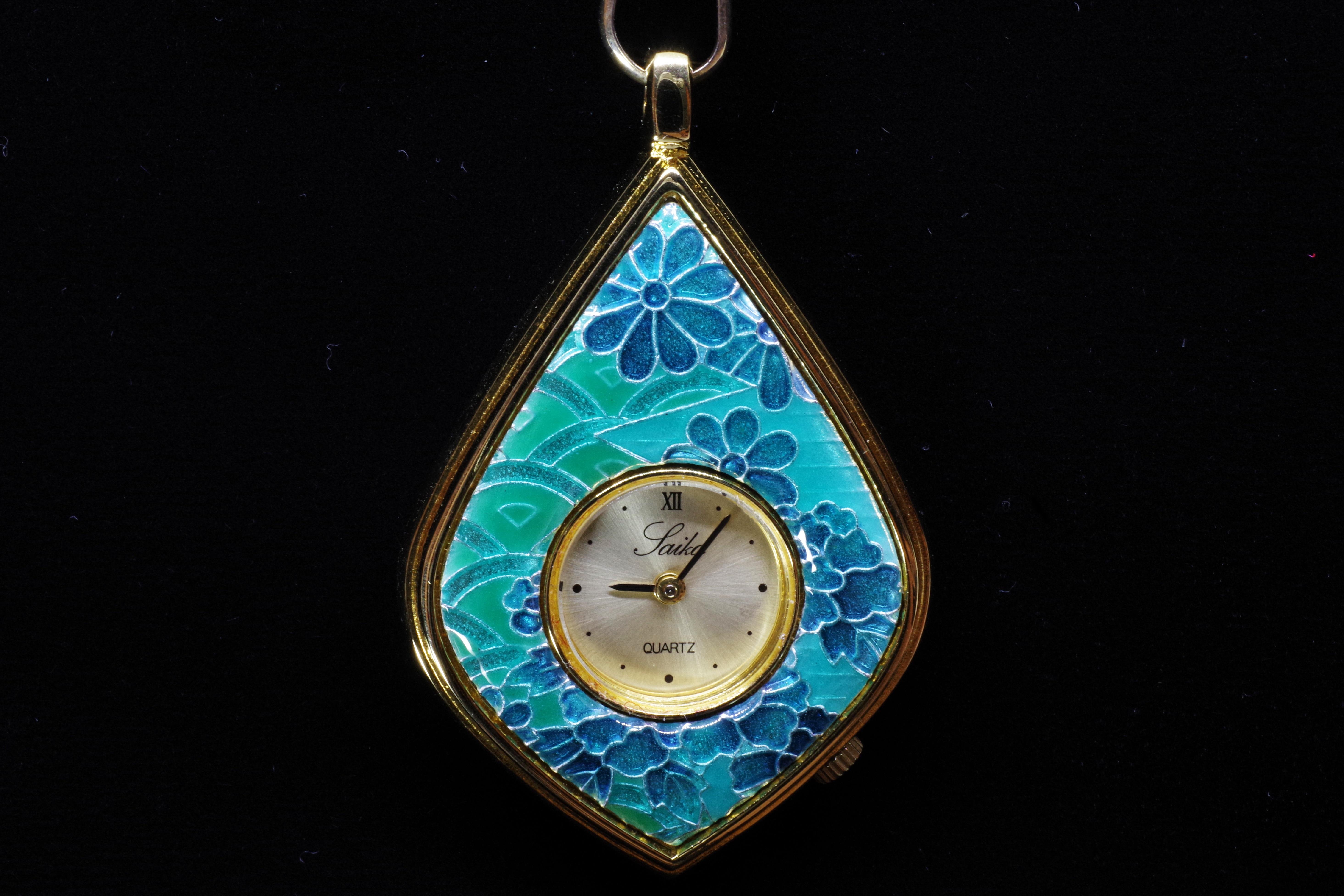 Fotos gratis reloj de bolsillo collar joyer a for Piedra preciosa turquesa