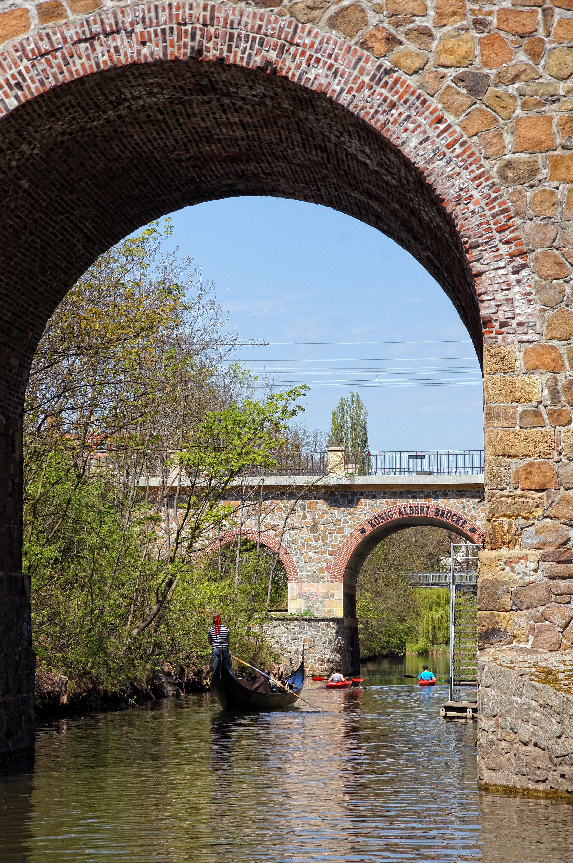 Leipzig Fluss kostenlose foto wasser die architektur brücke zuhause fluss