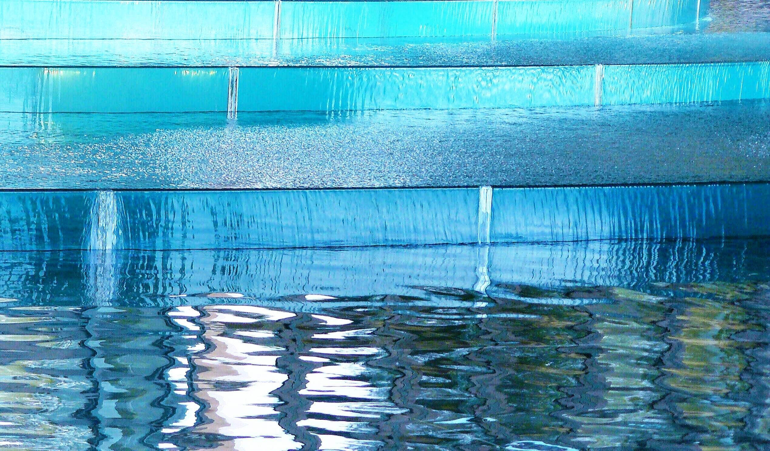 Как сделать фото с отражением воды