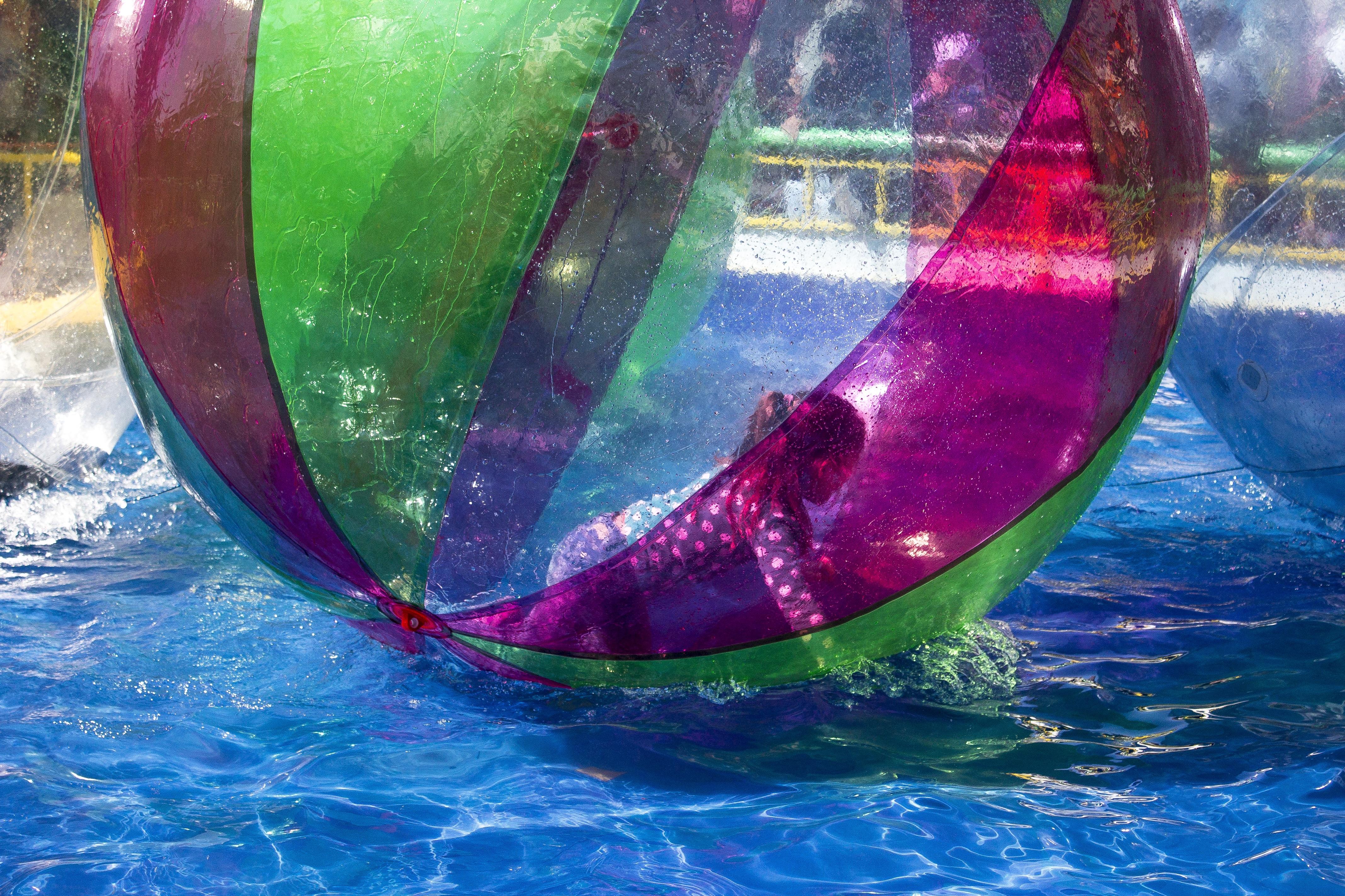 Kostenlose foto : Boot, spielen, Welle, lila, Grün, Betrachtung ...