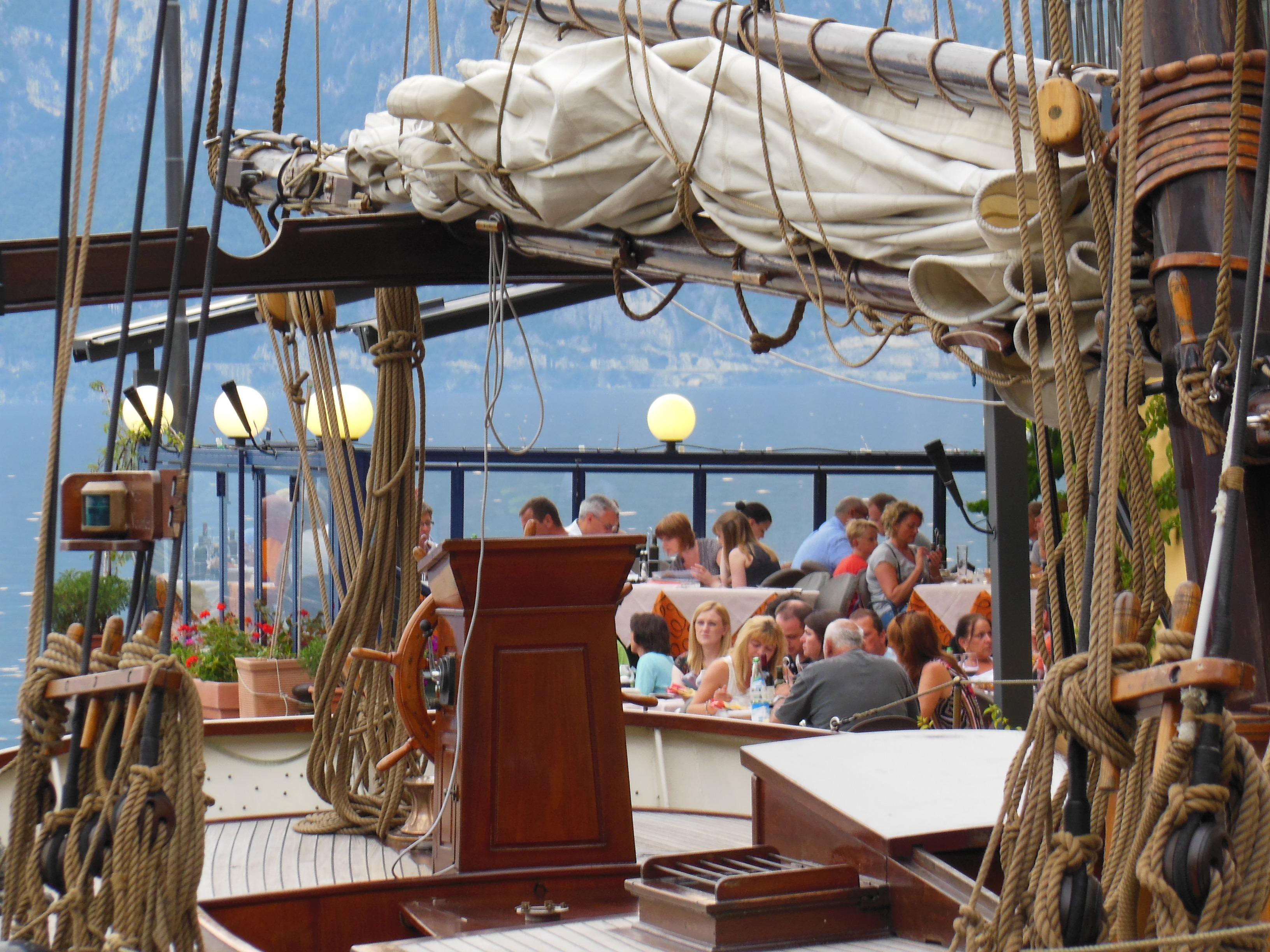 Kostenlose foto wasser boot restaurant zuhause for Innenarchitektur yacht