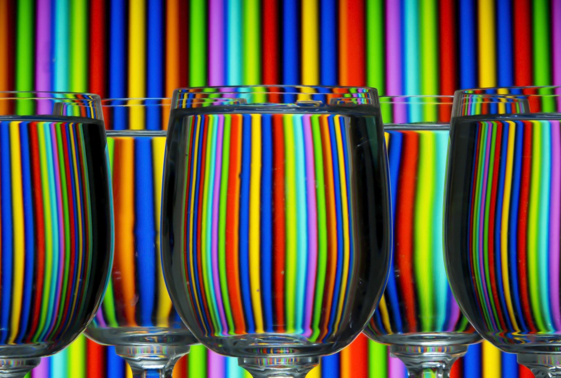 101 Gambar Abstrak Cangkir HD
