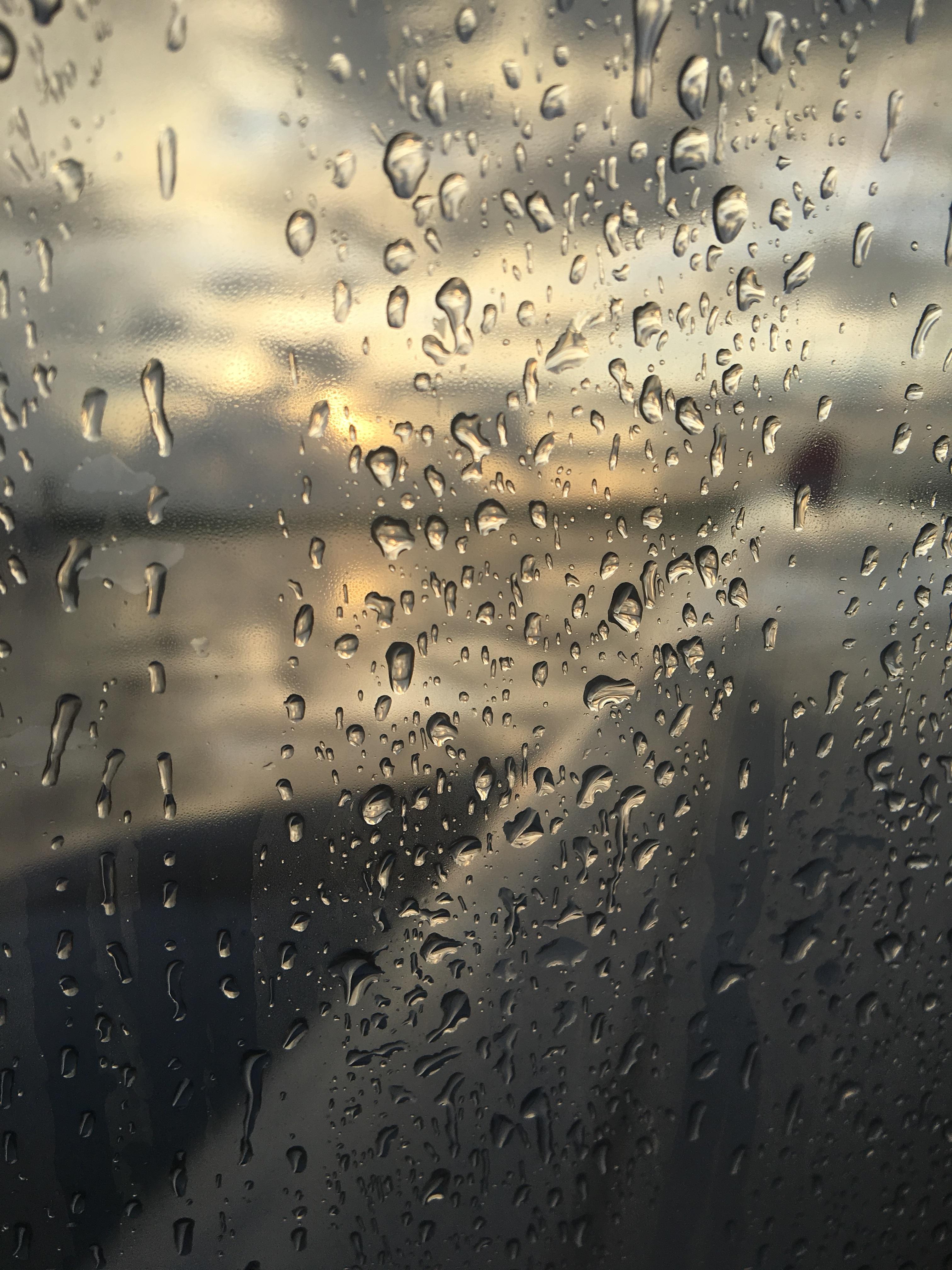 Ливень окно картинки