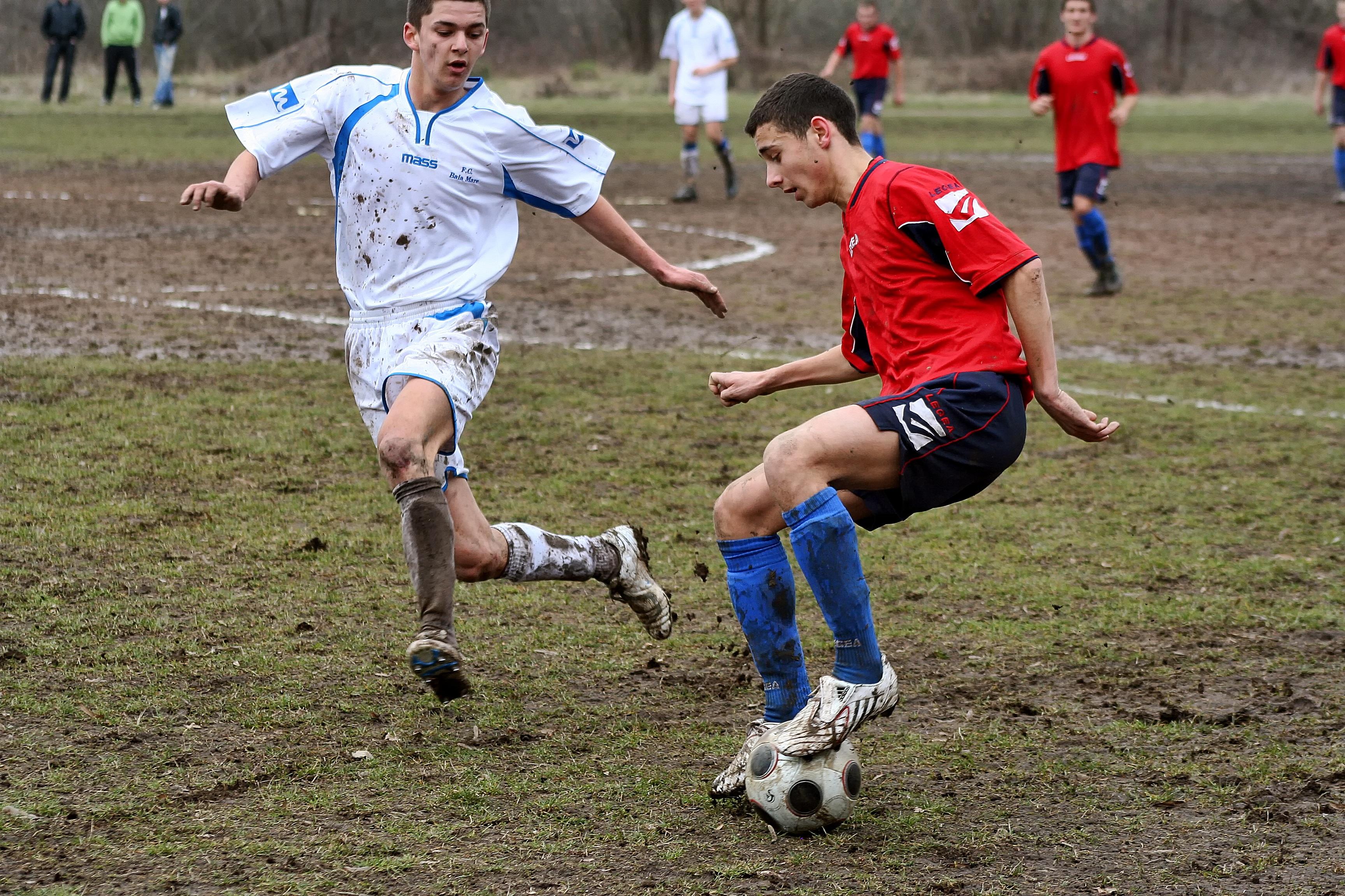 En hızlı futbolcu: hız ve beceri