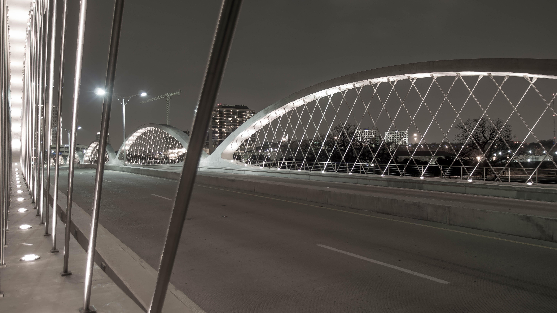 Stehlen Modern kostenlose foto wasser licht die architektur struktur brücke