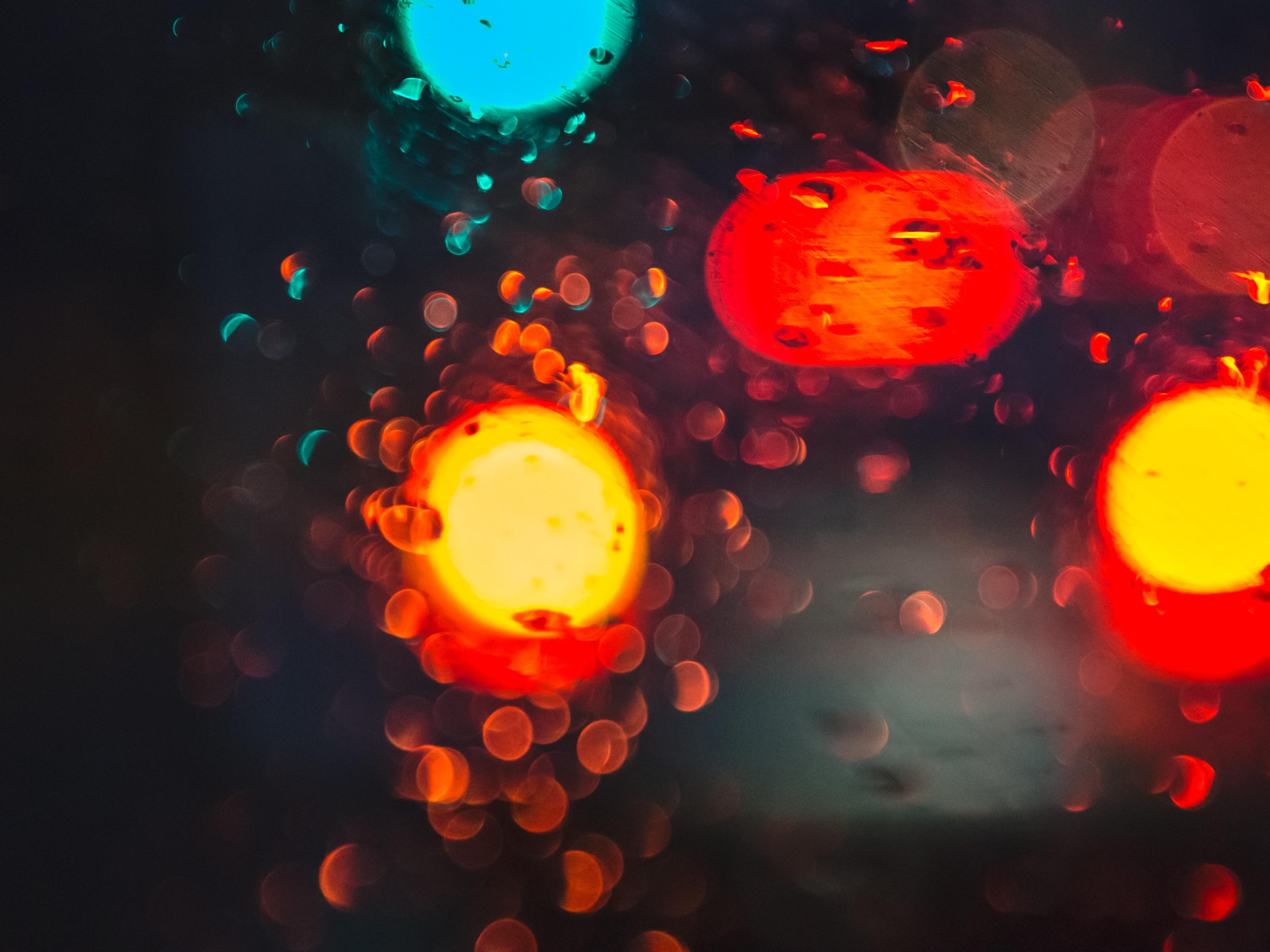 Free Images Water Light Bokeh Blur Road Car Night