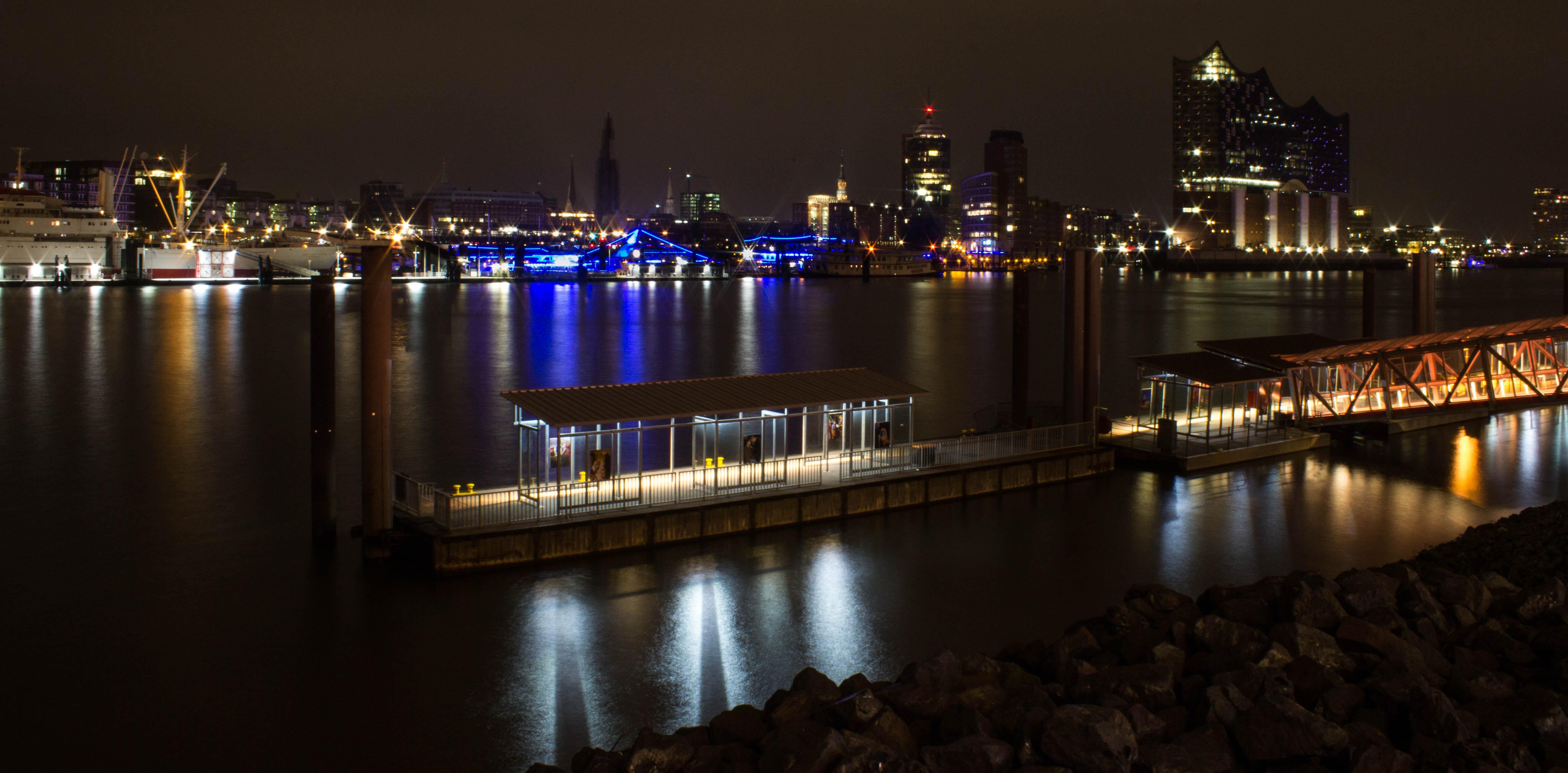 gratis billeder vand lys nat by skib bybilledet skumring aften afspejling milep l. Black Bedroom Furniture Sets. Home Design Ideas