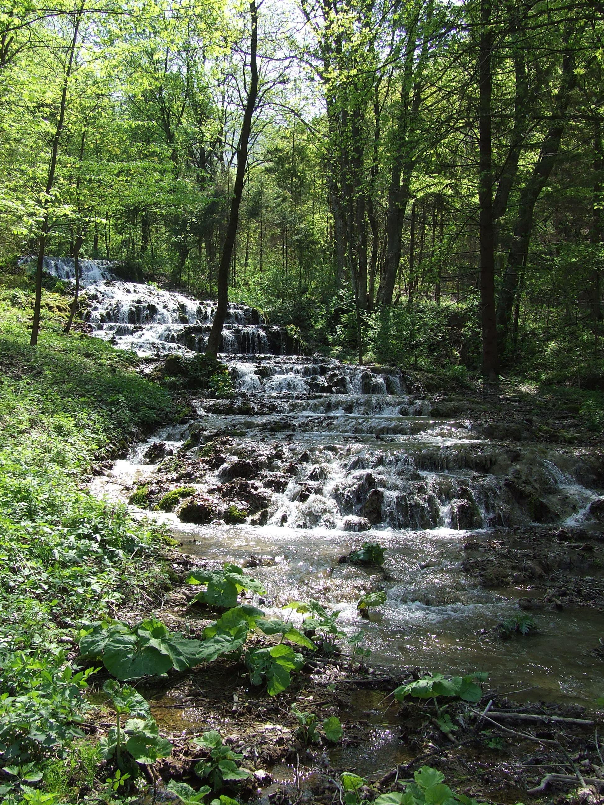 Images Gratuites eau, la nature, cascade, ruisseau, région sauvage, Piste, rivi u00e8re, vall # Riviere Sauvage Bois Aux Daims