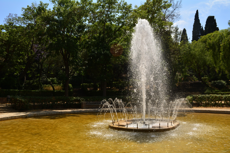 раз картинки фонтана природа для