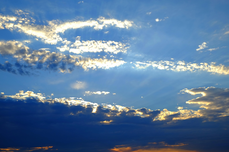 картинки красивое небо с облаками ранней юности