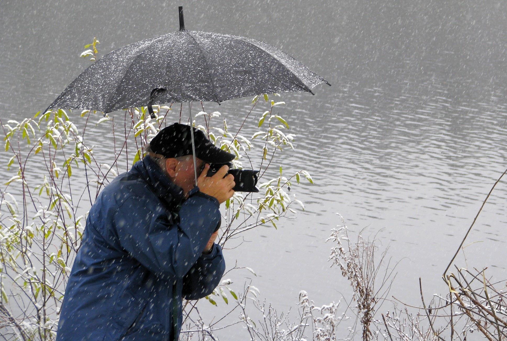 что можно фотографировать в дождь радует утра теплом