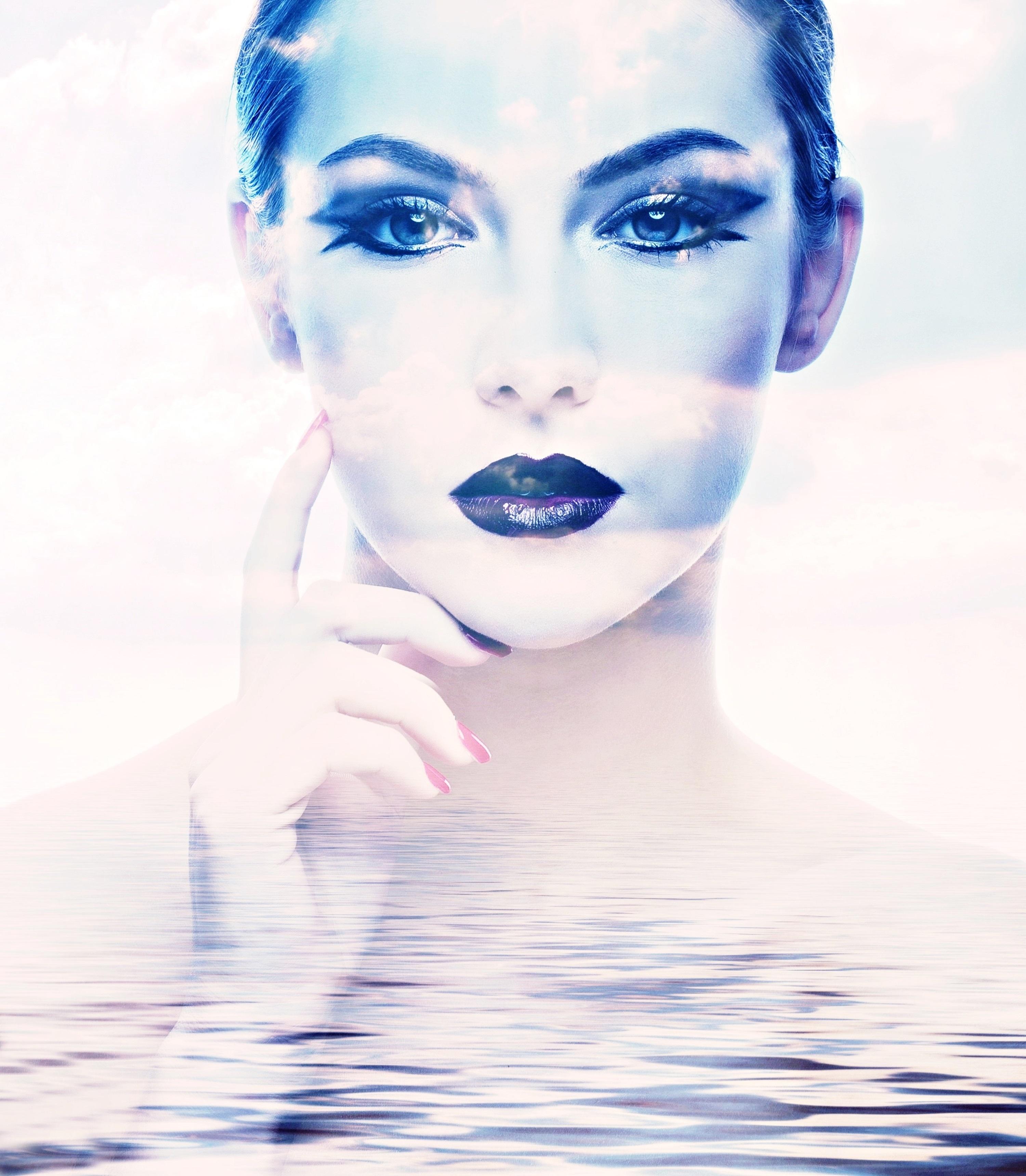 Fotoğraf Su Kişi Soyut Gökyüzü Kadın Fotoğrafçılık Görünüm