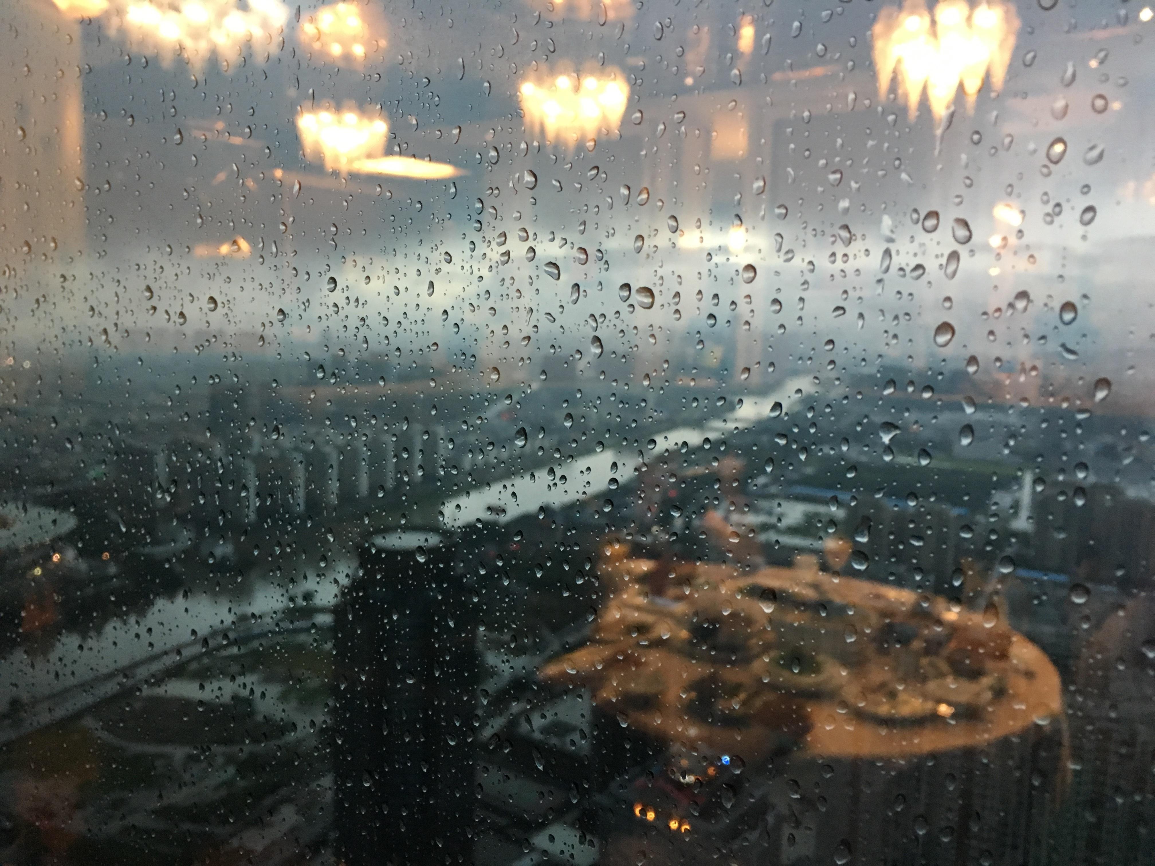 Атмосферные картинки дождь