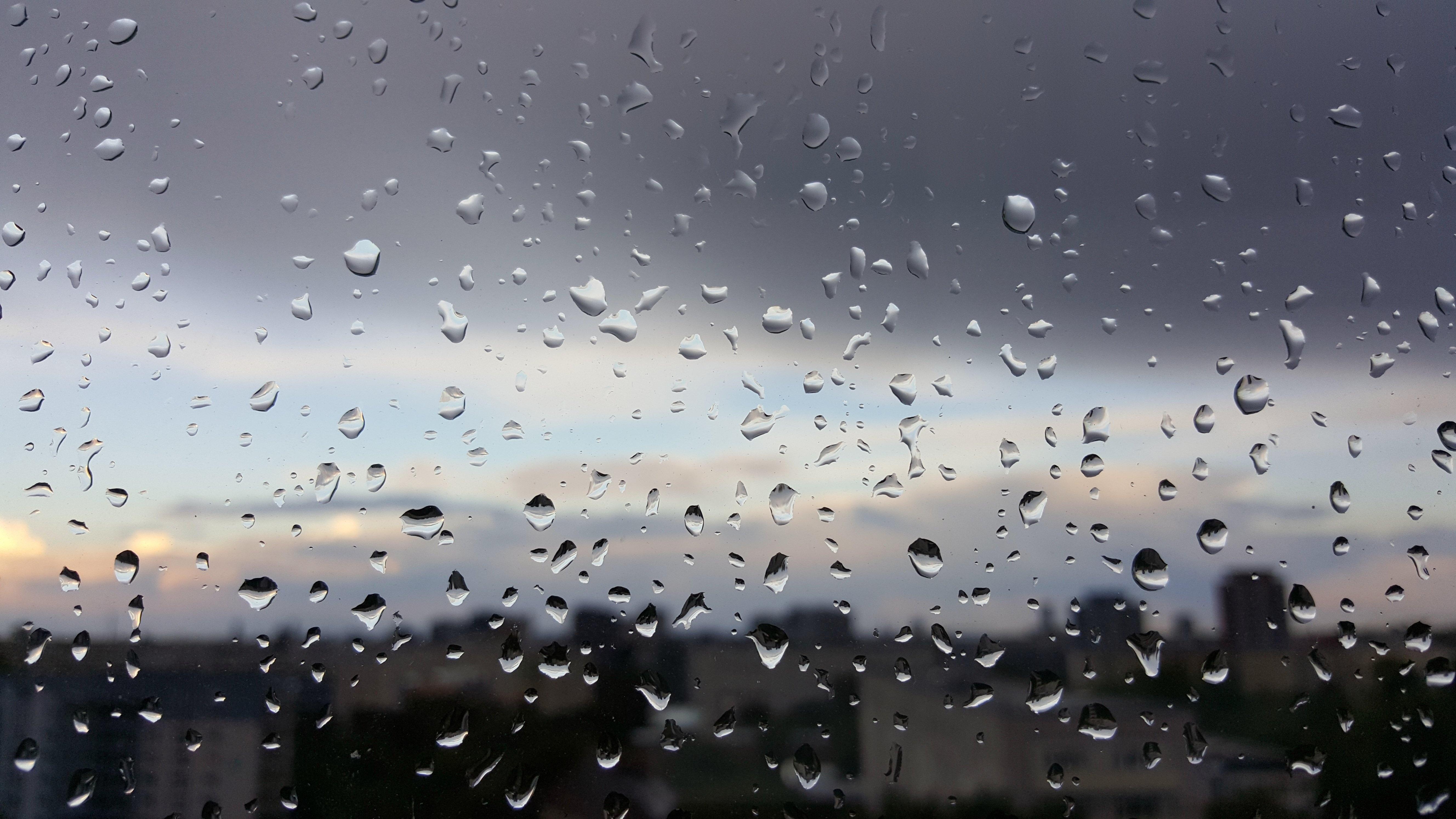 Gambar Salju Musim Dingin Penurunan Langit Udara Hujan