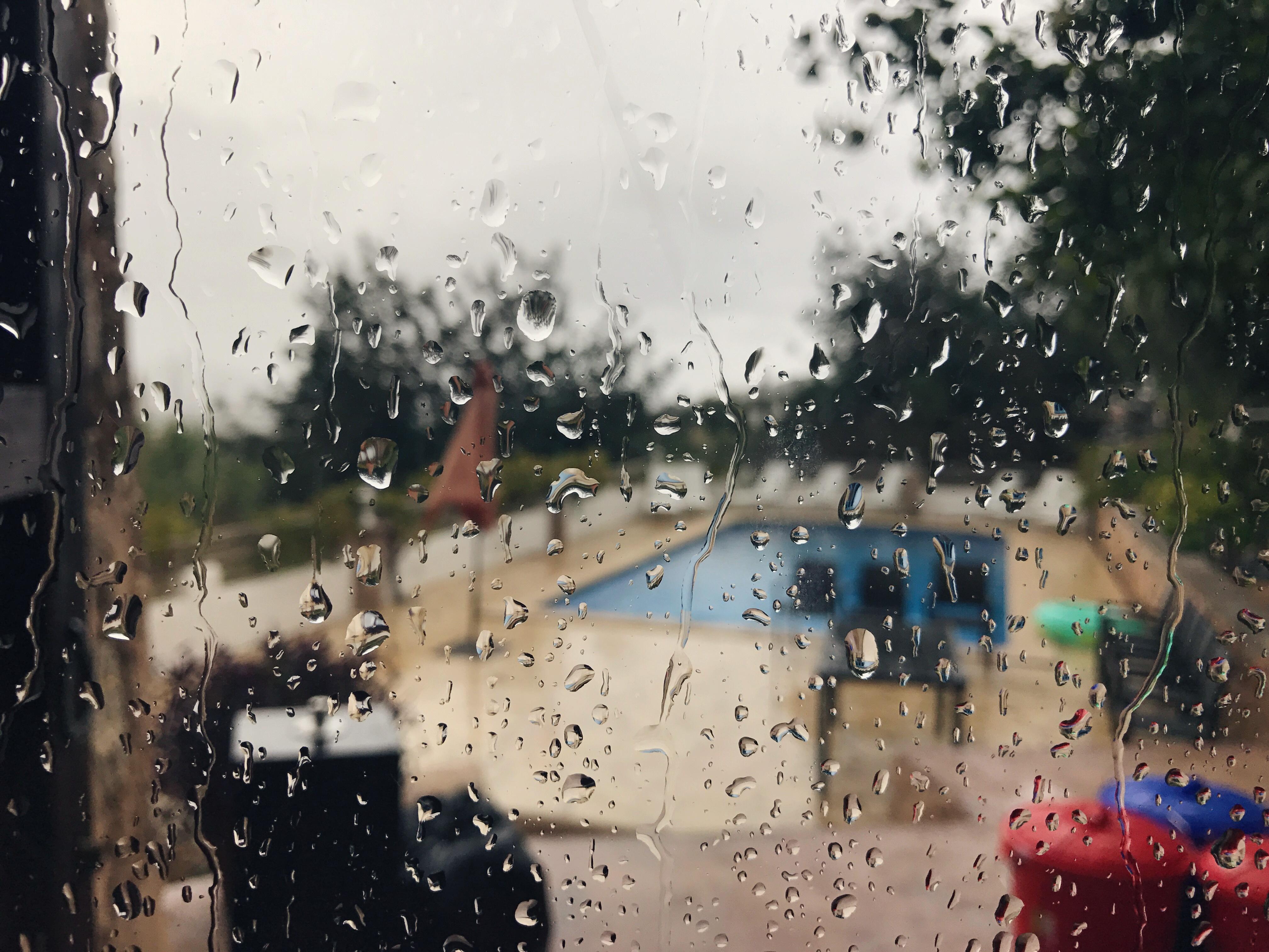 Картинки ванильные дождь