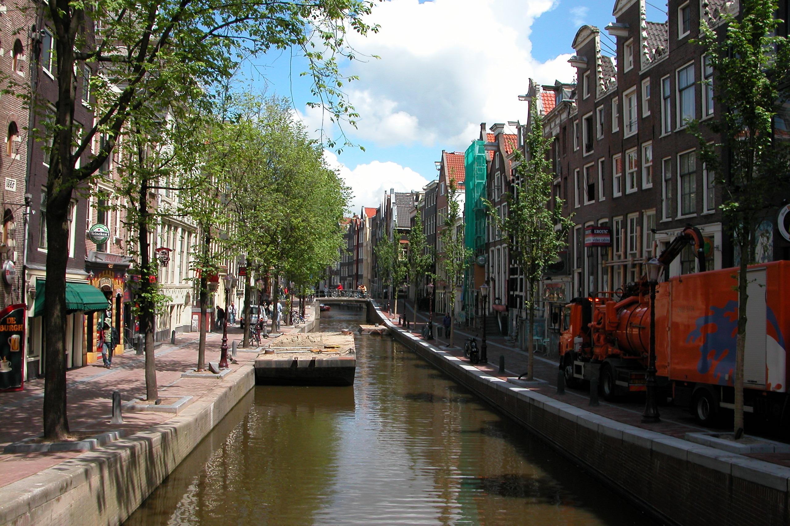 Images gratuites eau ville rivi re canal paysage for Paysage de ville
