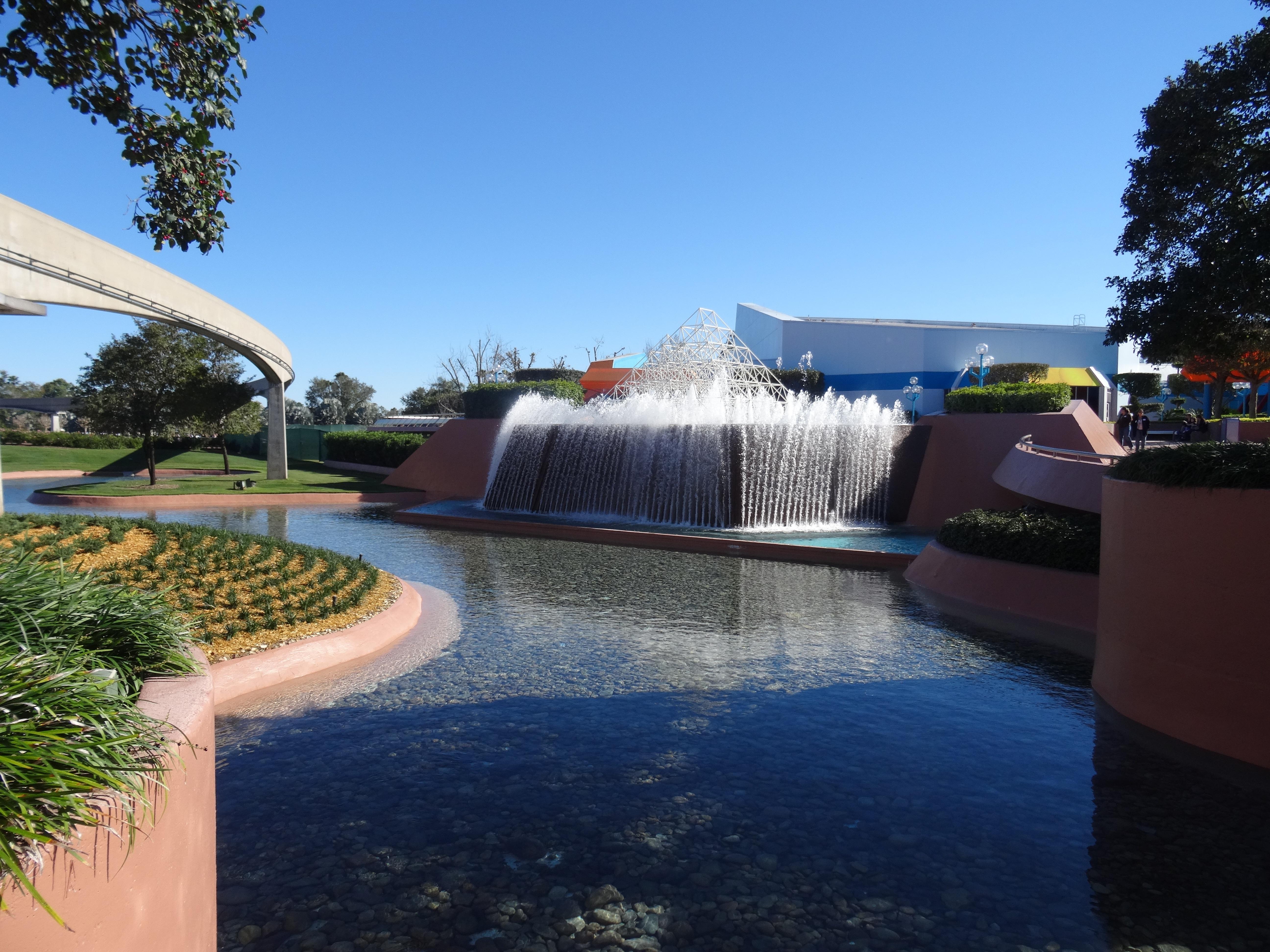 Images gratuites eau villa piscine propri t epcot for Piscine miroir d eau