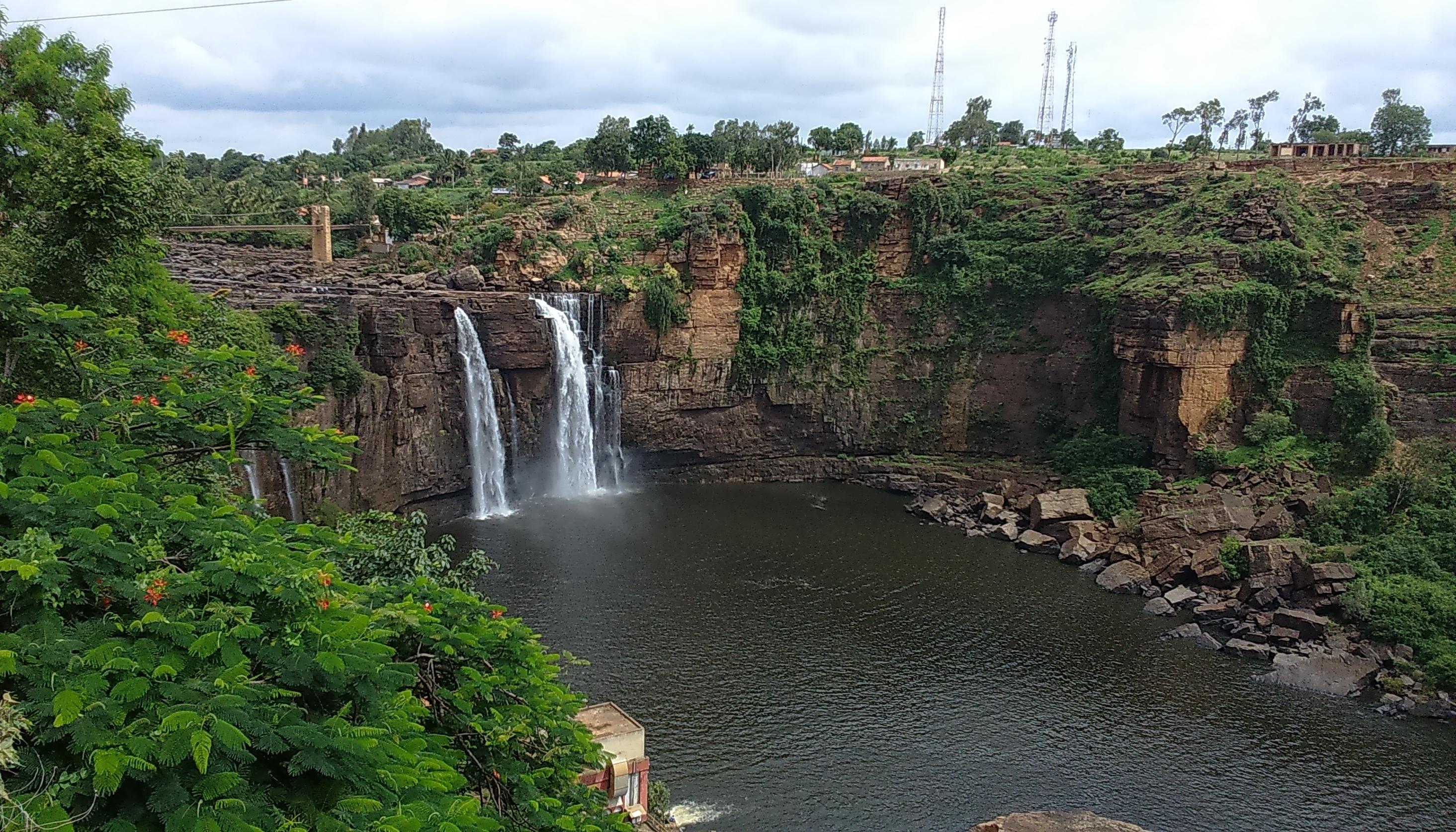 Fotos gratis cascada r o acantilado selva dep sito - Nature ka wallpaper ...