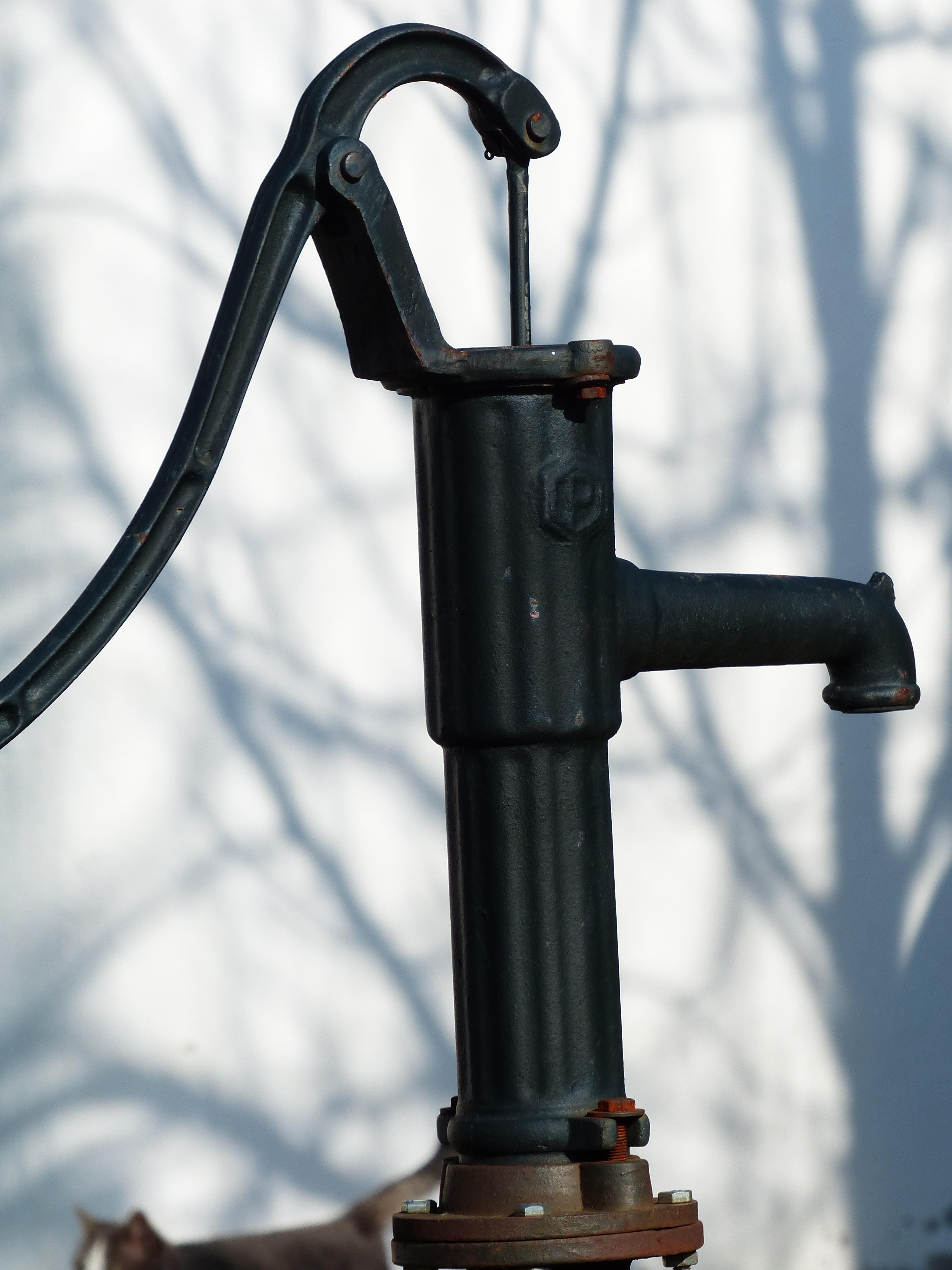 water wiel fiets voertuig mast straatlantaarn tuin verlichting sportuitrusting mountain bike pomp fontein irrigatie handpomp