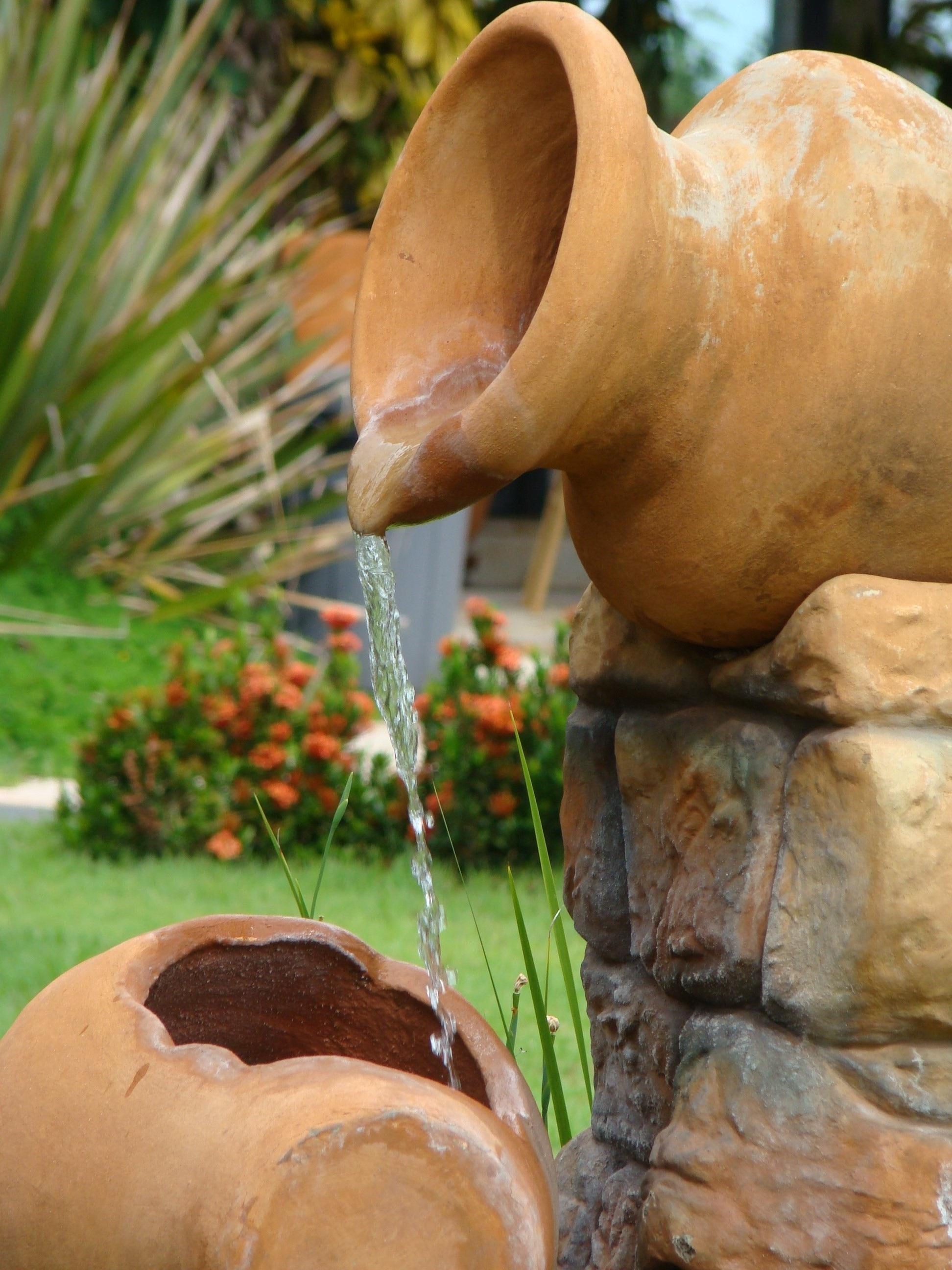 water wood mushroom garden sculpture art landscaping source carving man made object penny bun
