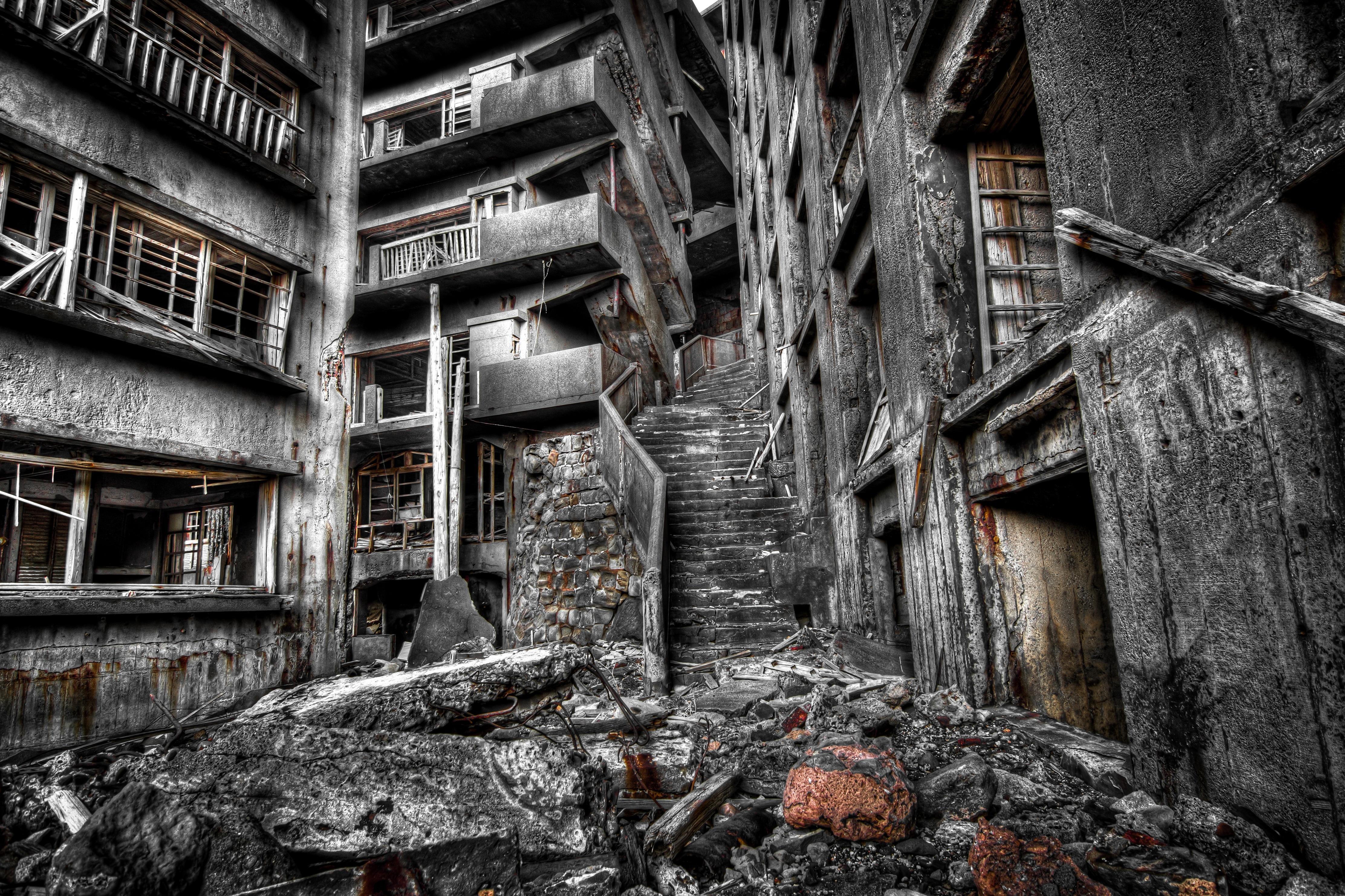заброшенные города со всего мира фото нашей