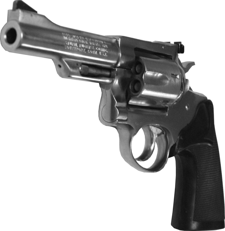 Gambar Senjata Api Pistol Pelatuk Laras Senapan