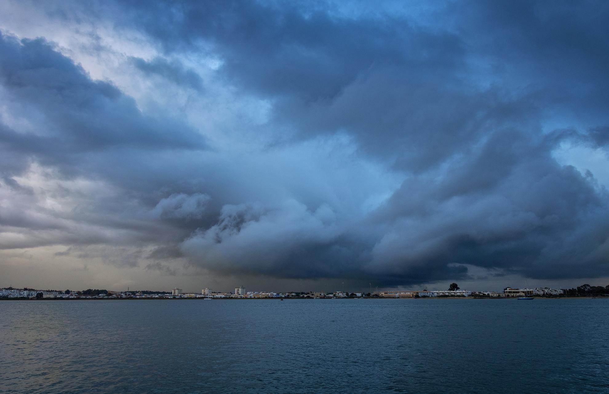 Images Gratuites Météo Ciel Nuage Horizon Mer Cumulus