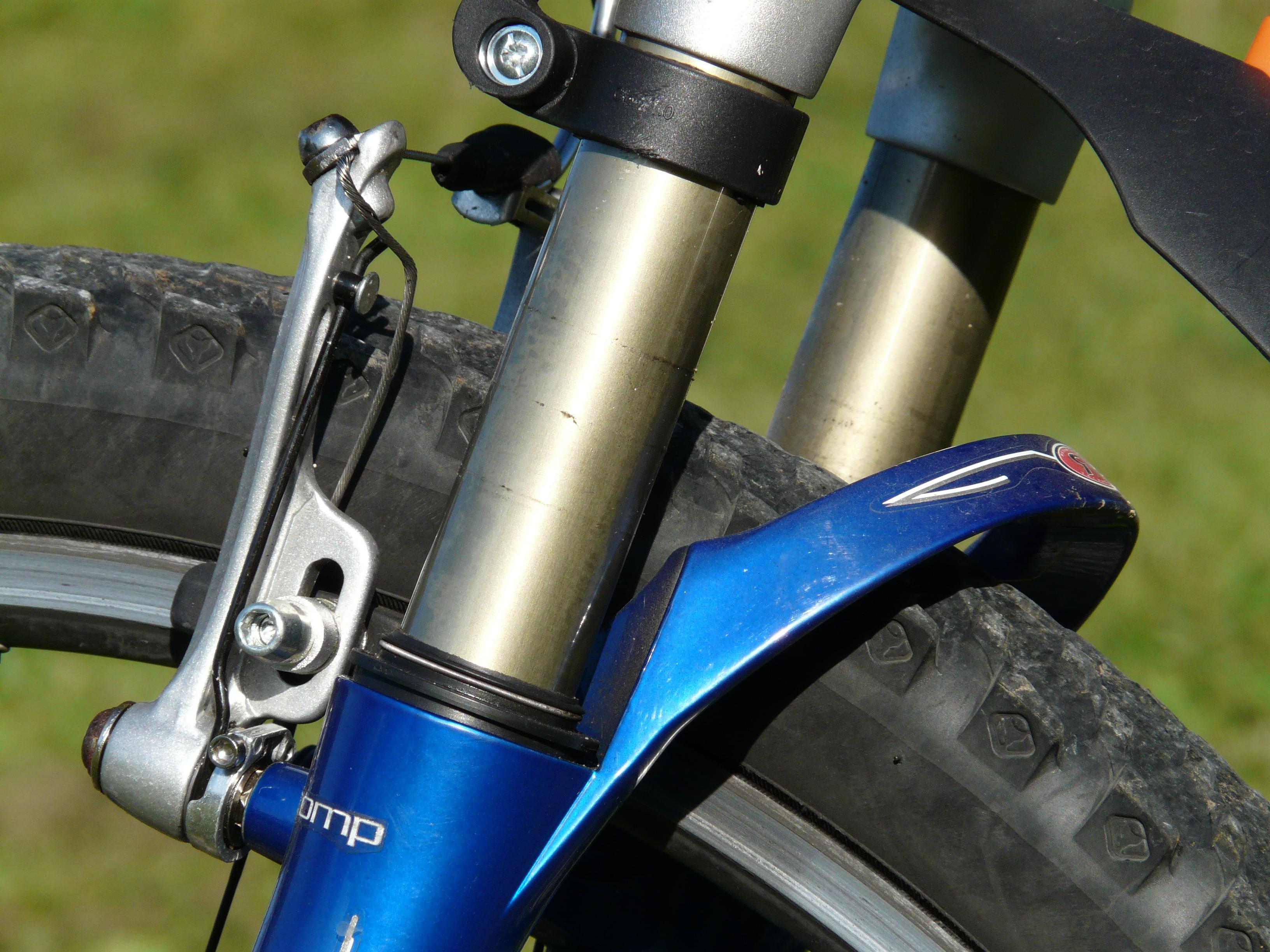 картинки подвеска на велосипед показывает