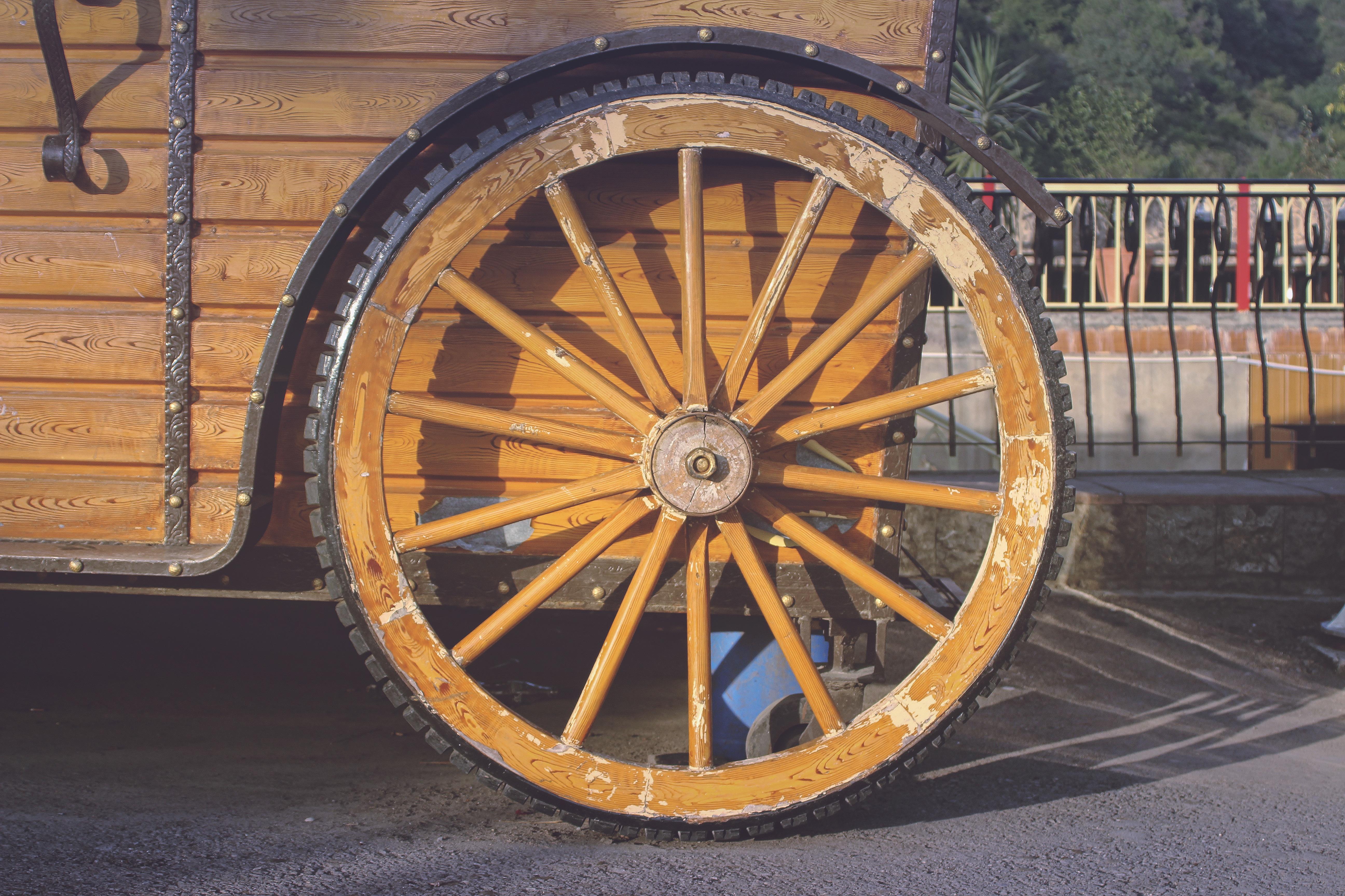 дюны картинка колесо и повозка как