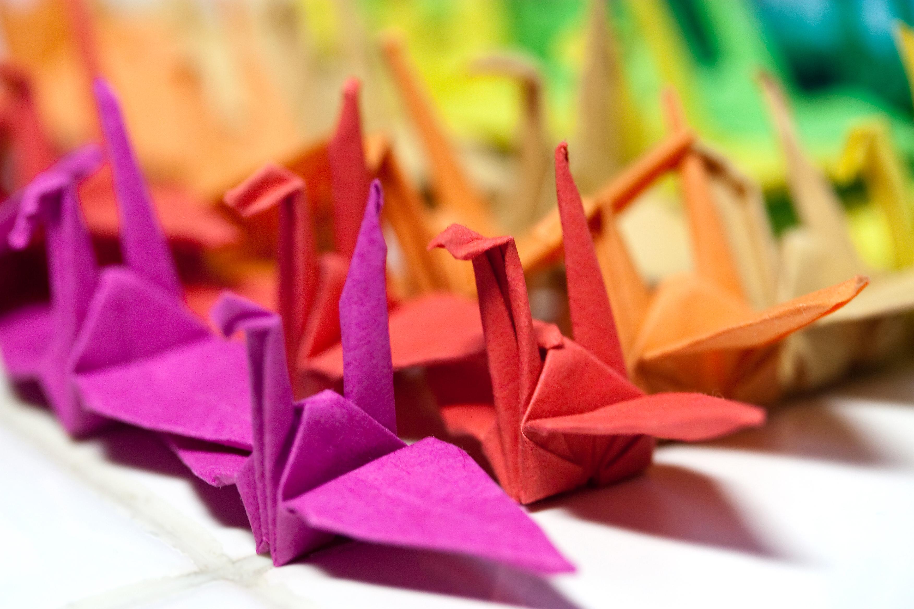 традиционное оригами фото как