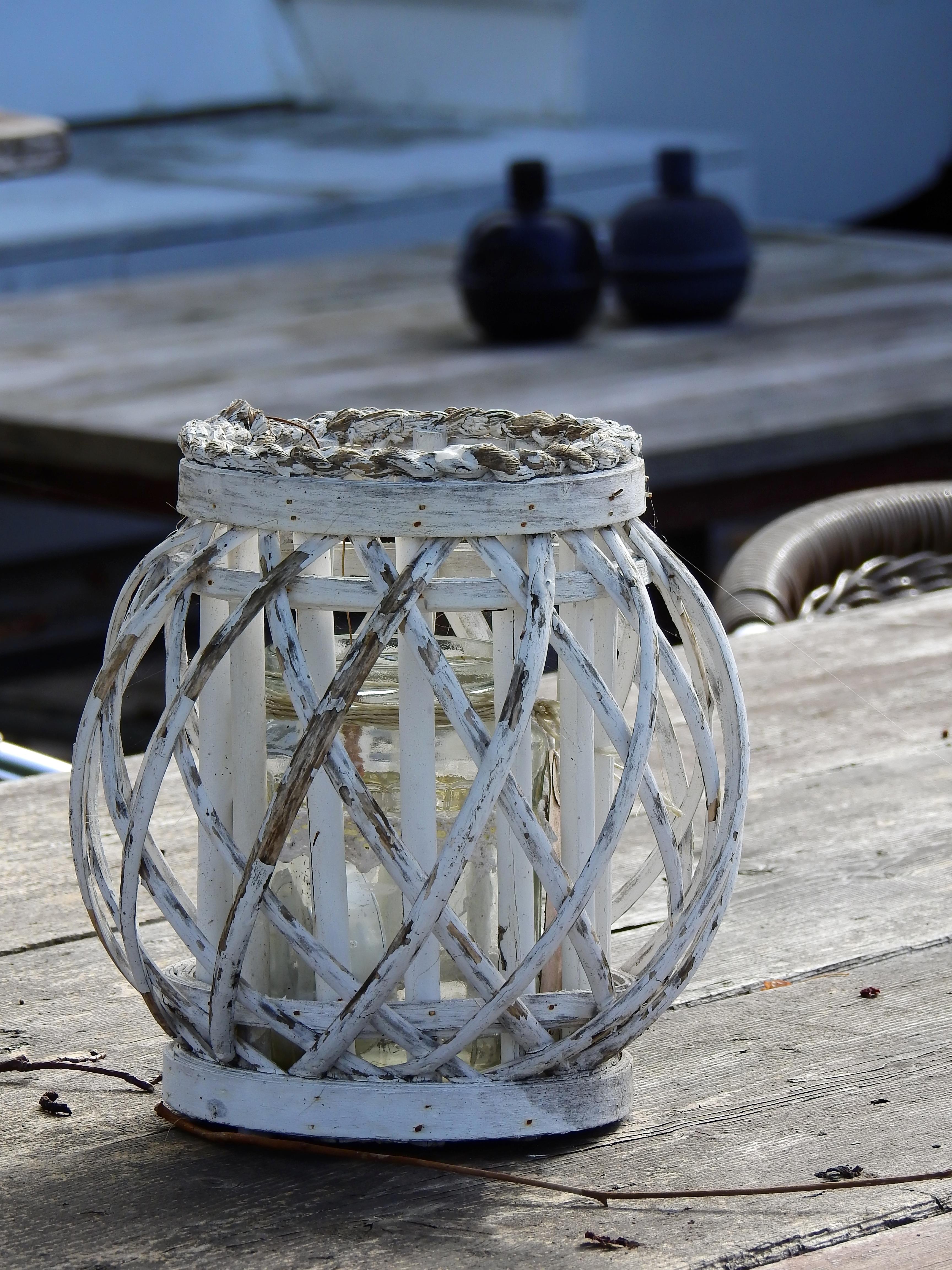 Bakgrundsbilder hjul glas vas dekoration lykta keramisk bl lampa belysning material - Glas gartendeko ...