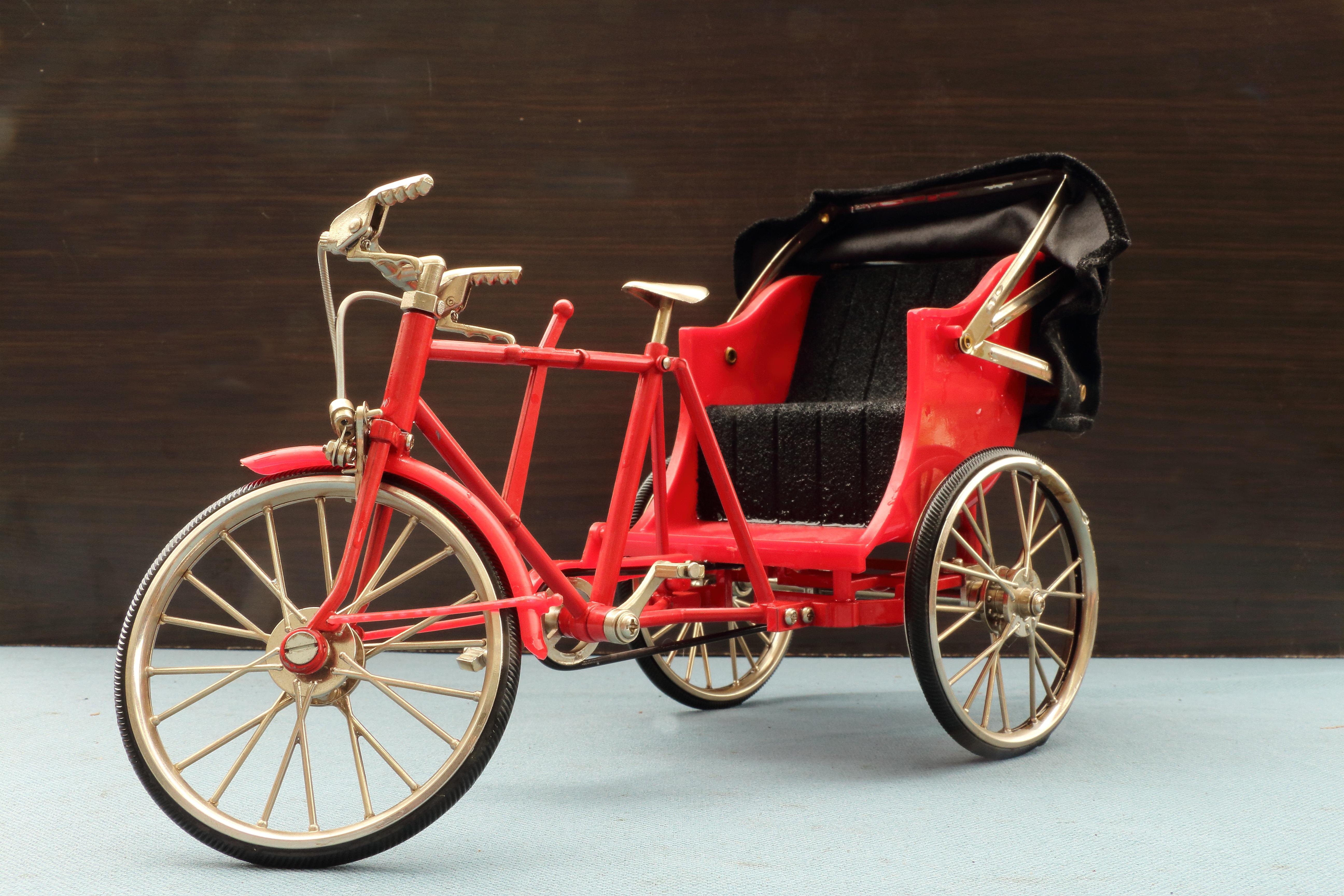 Bánh xe Ba bánh Xe đạp xe đạp Xe Thu nhỏ xe Xe kéo Xe đất