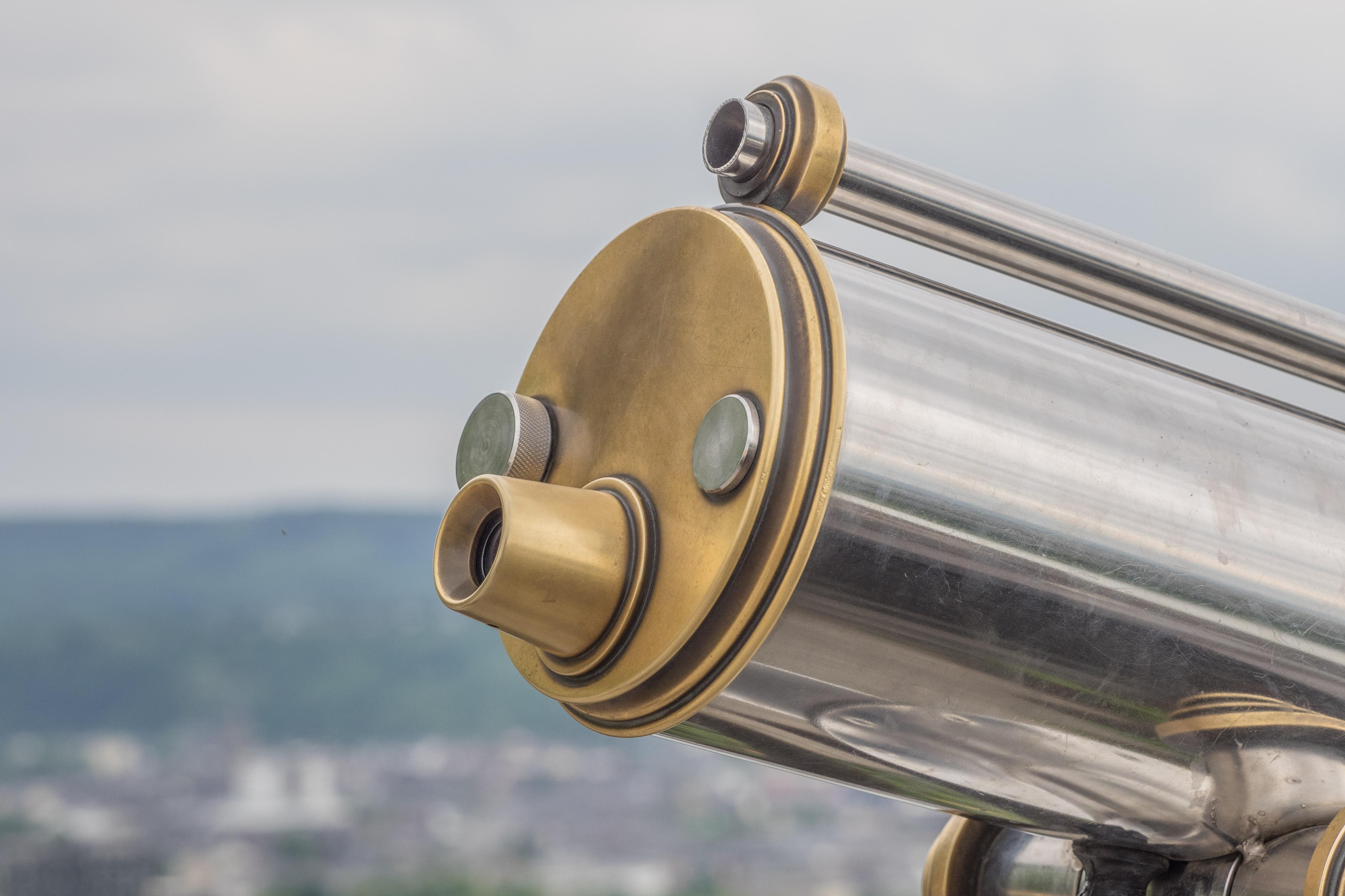 Fotoğraf tekerlek görünüm panorama teleskop optik vizyon