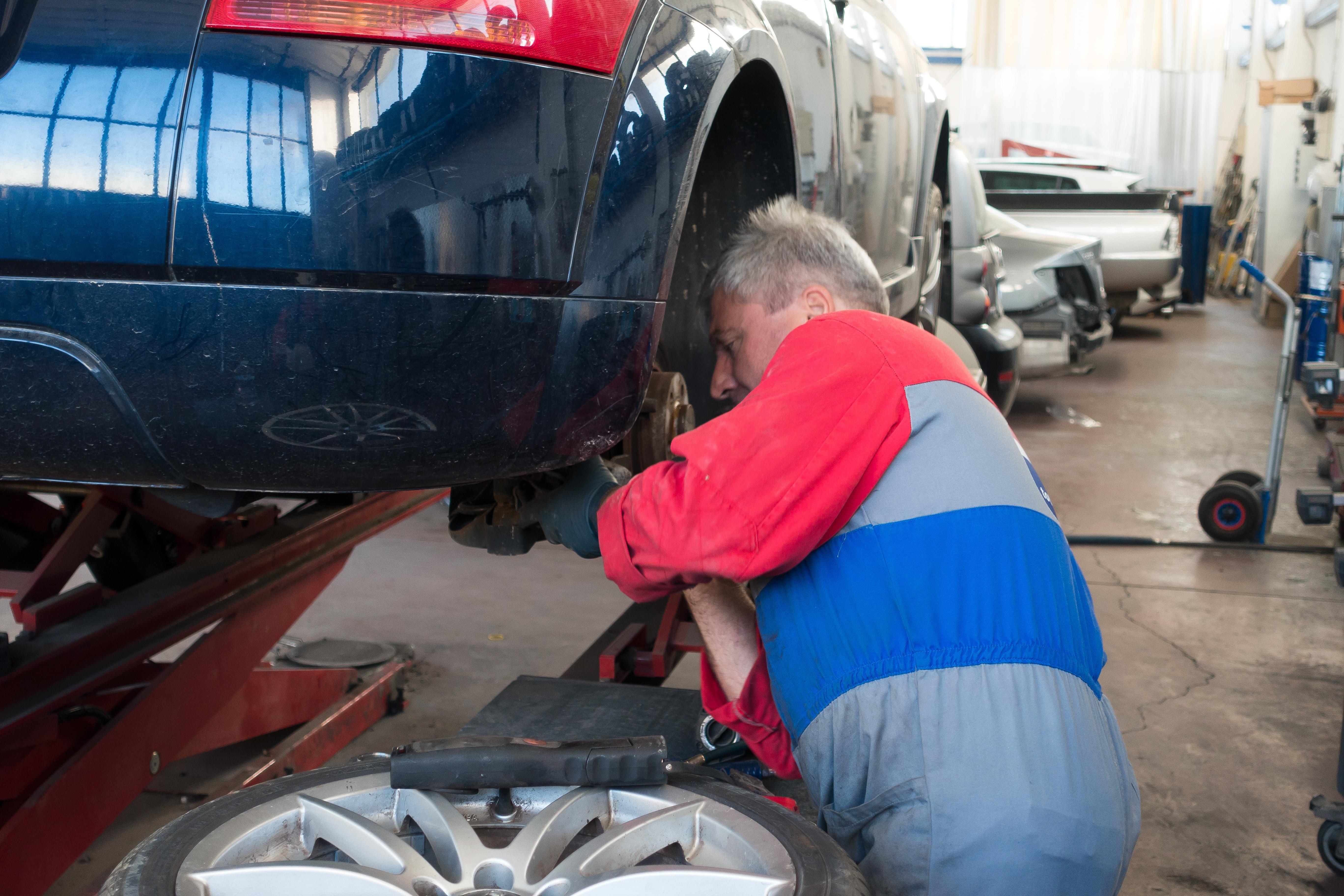 Free Images Wheel Workshop Vehicle Professional Help Lift