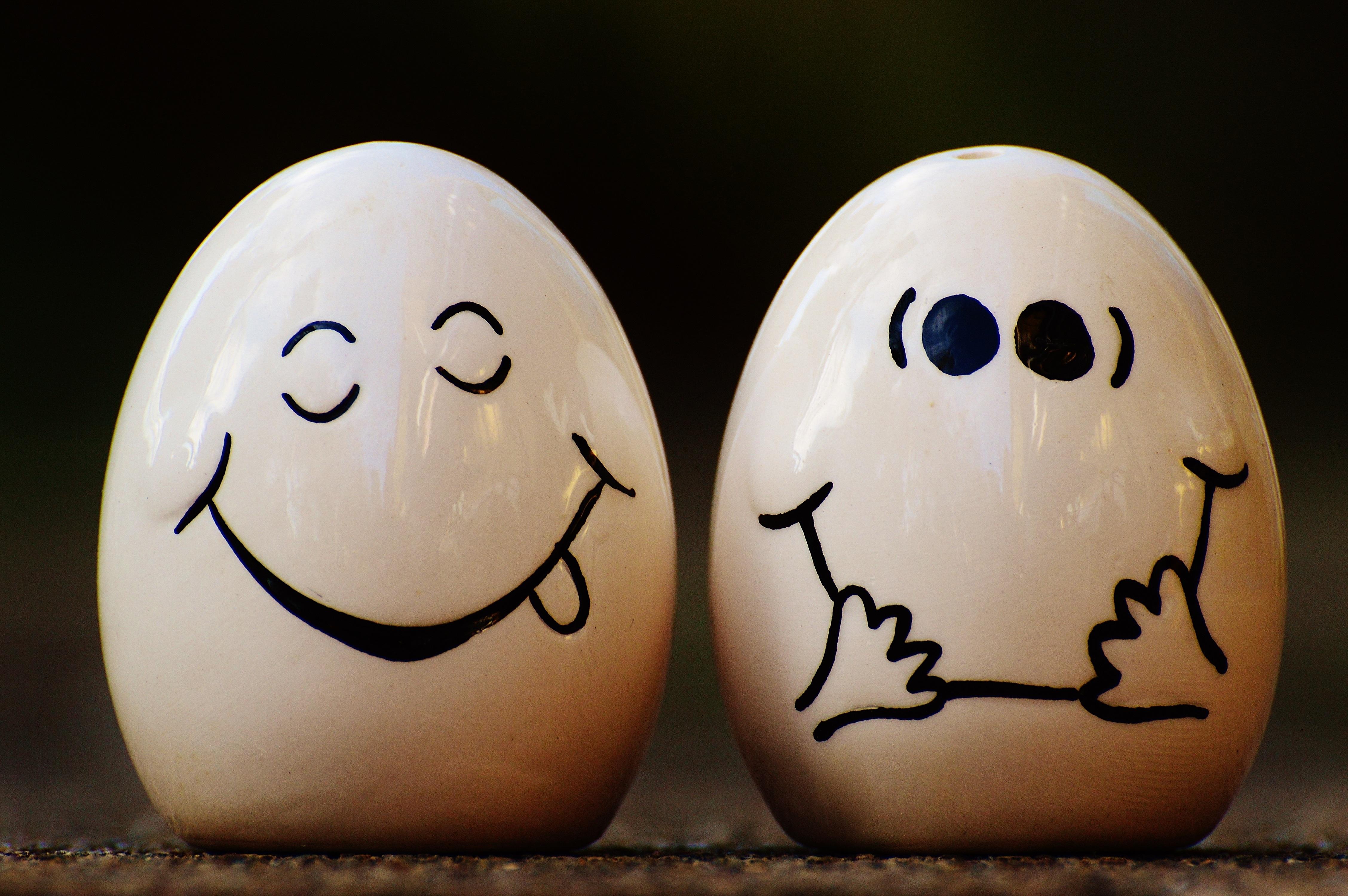 Сделанная руки, прикольные рисунки на яйца