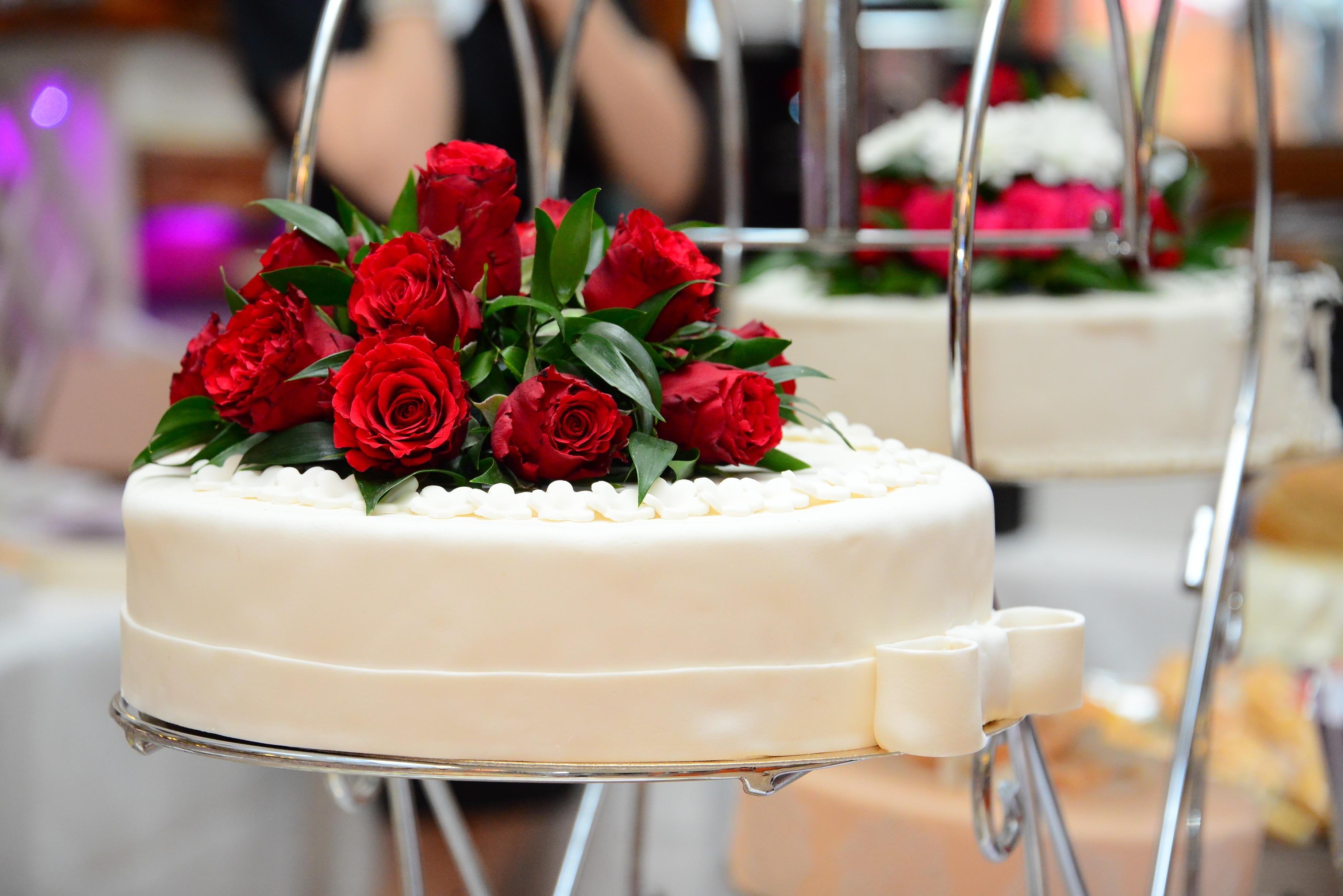 Fotos Gratis Blanco Flor Comida Rojo Boda Matrimonio