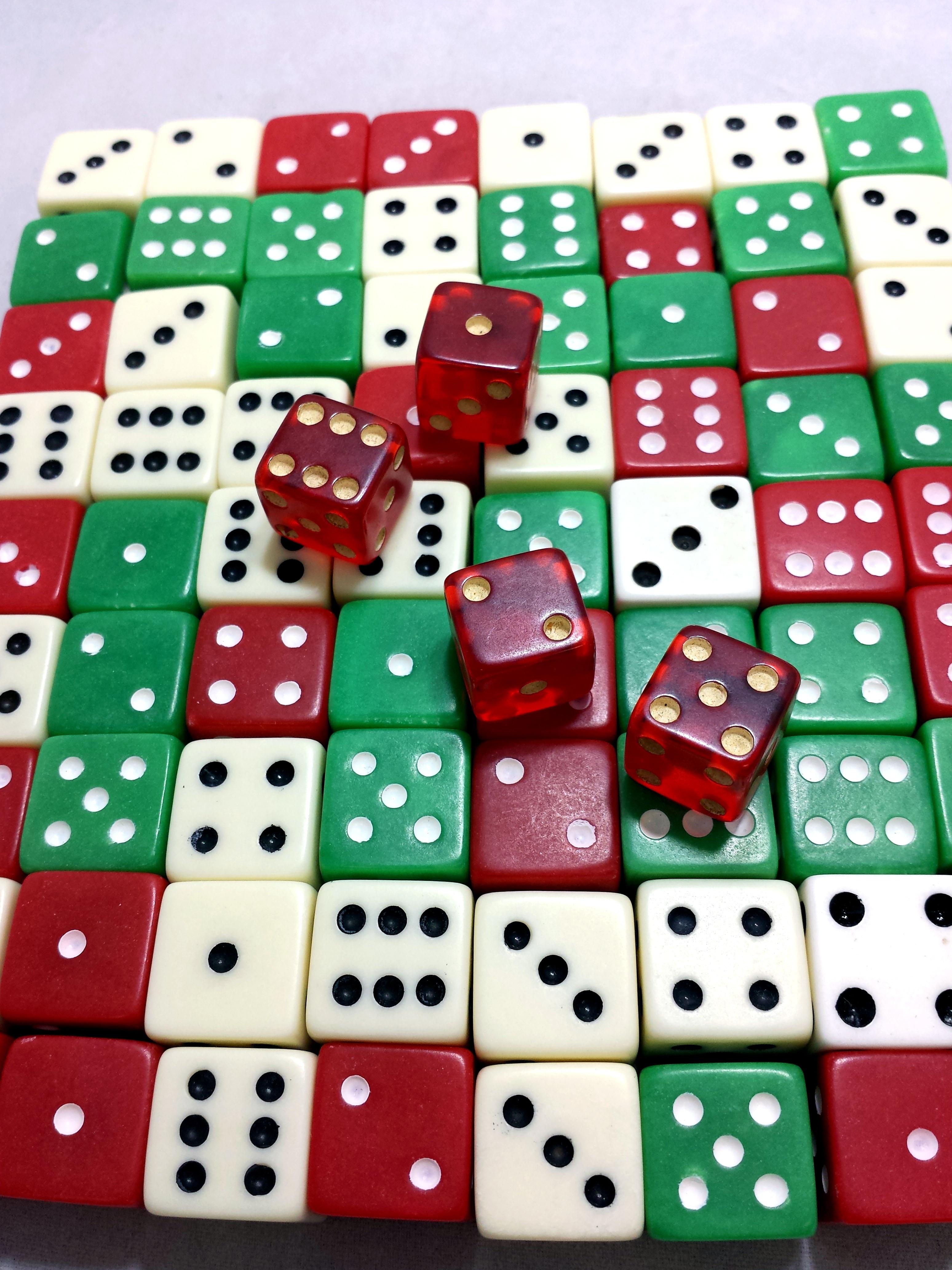 Азартные игры на английском