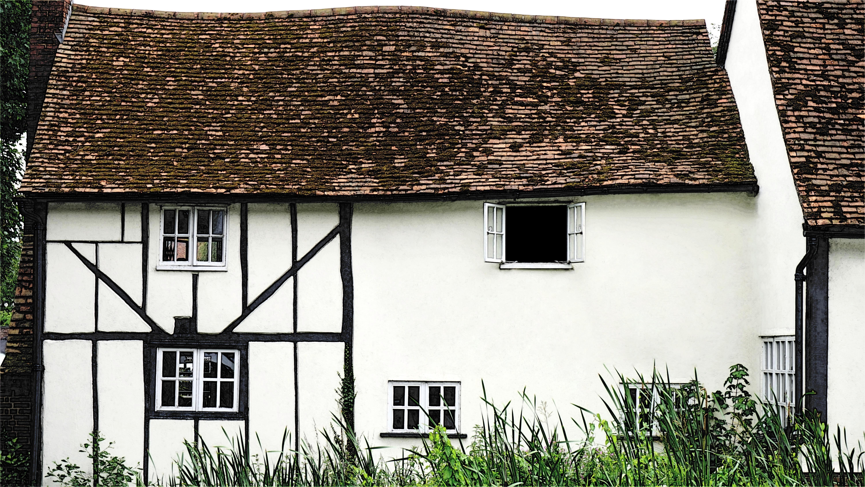 Kostenlose foto : Weiß, Haus, Fenster, Dach, Gebäude, Zuhause, Mauer ...