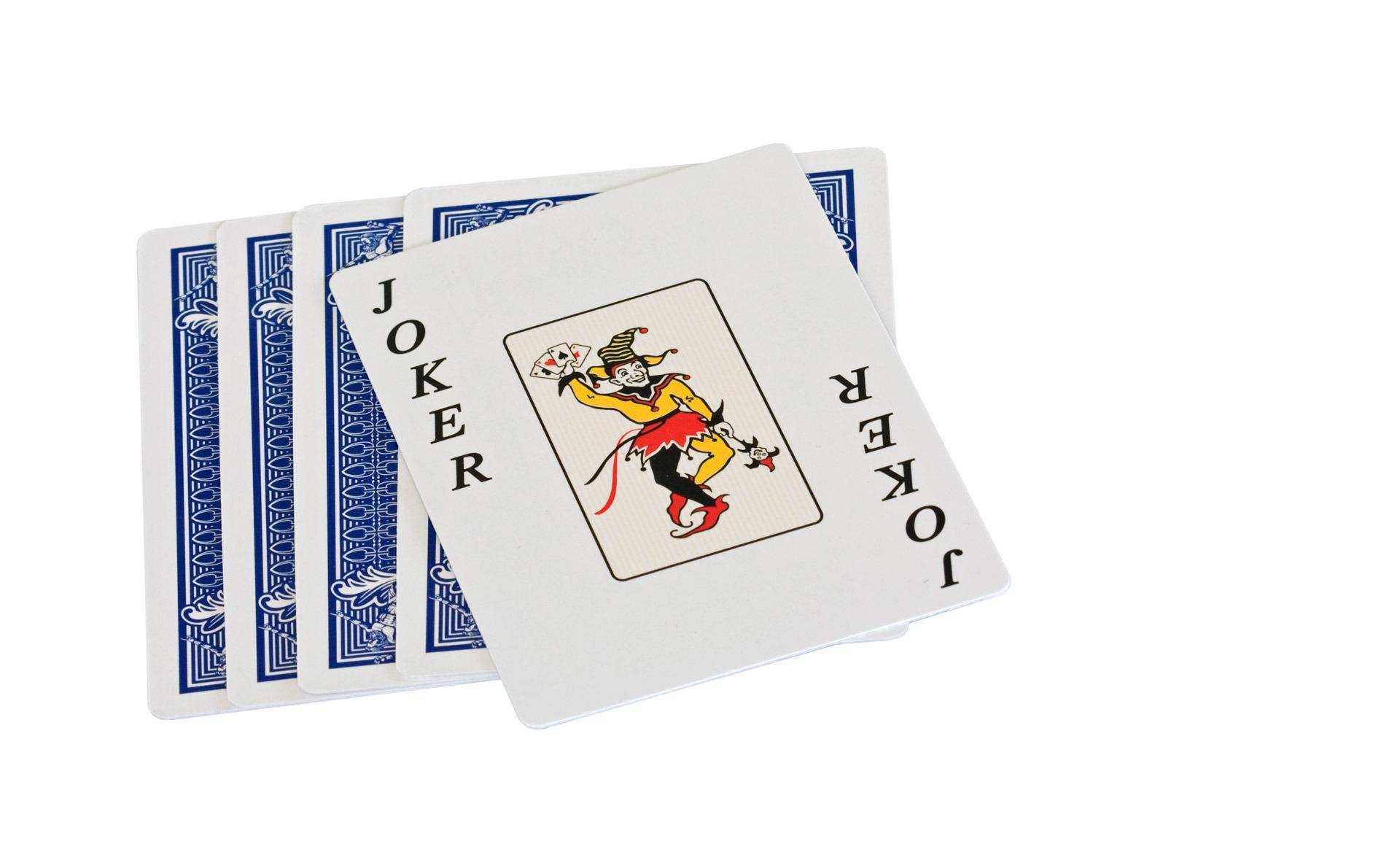 Joker spillkort