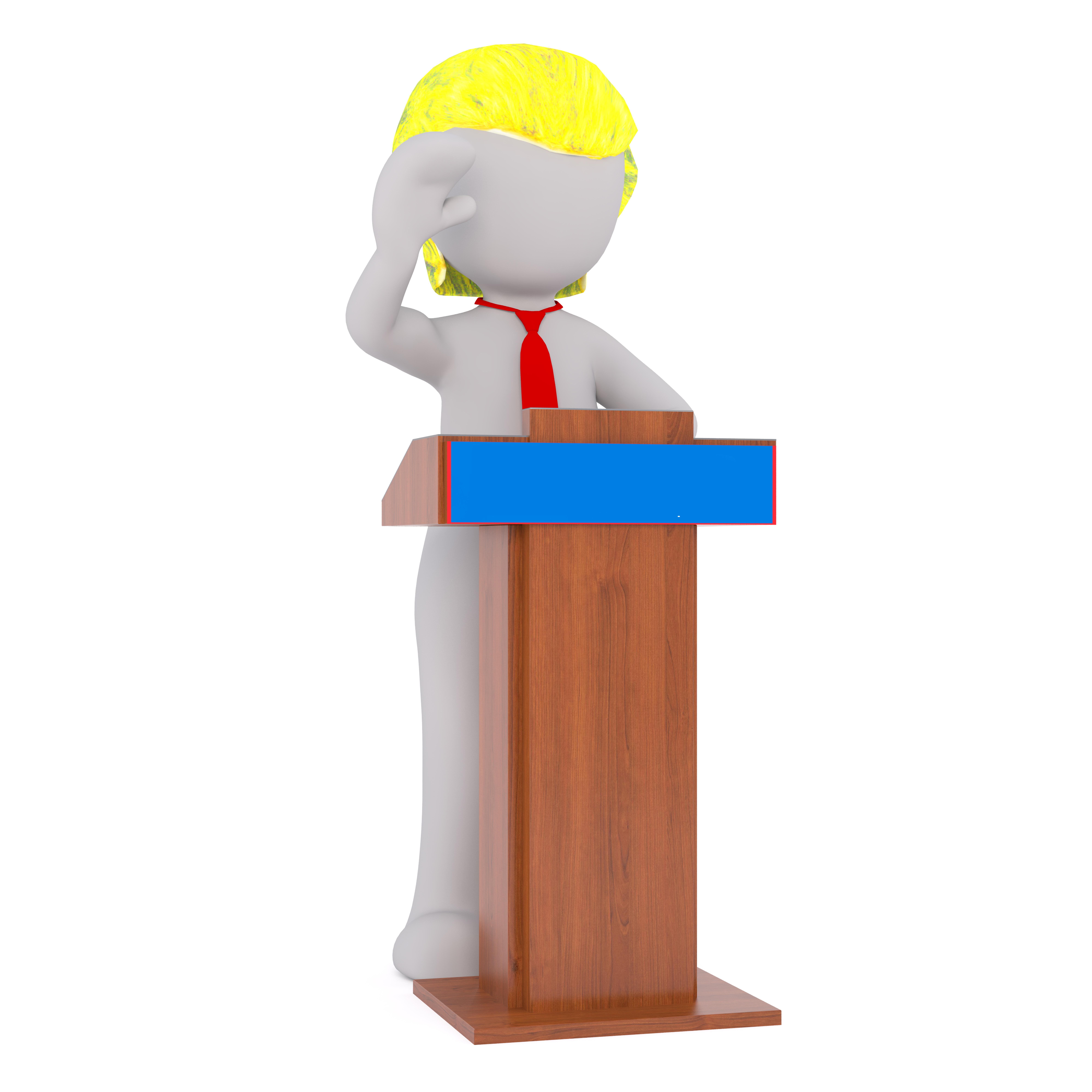 Gambar Terpencil Model Amerika Serikat Mainan Presiden
