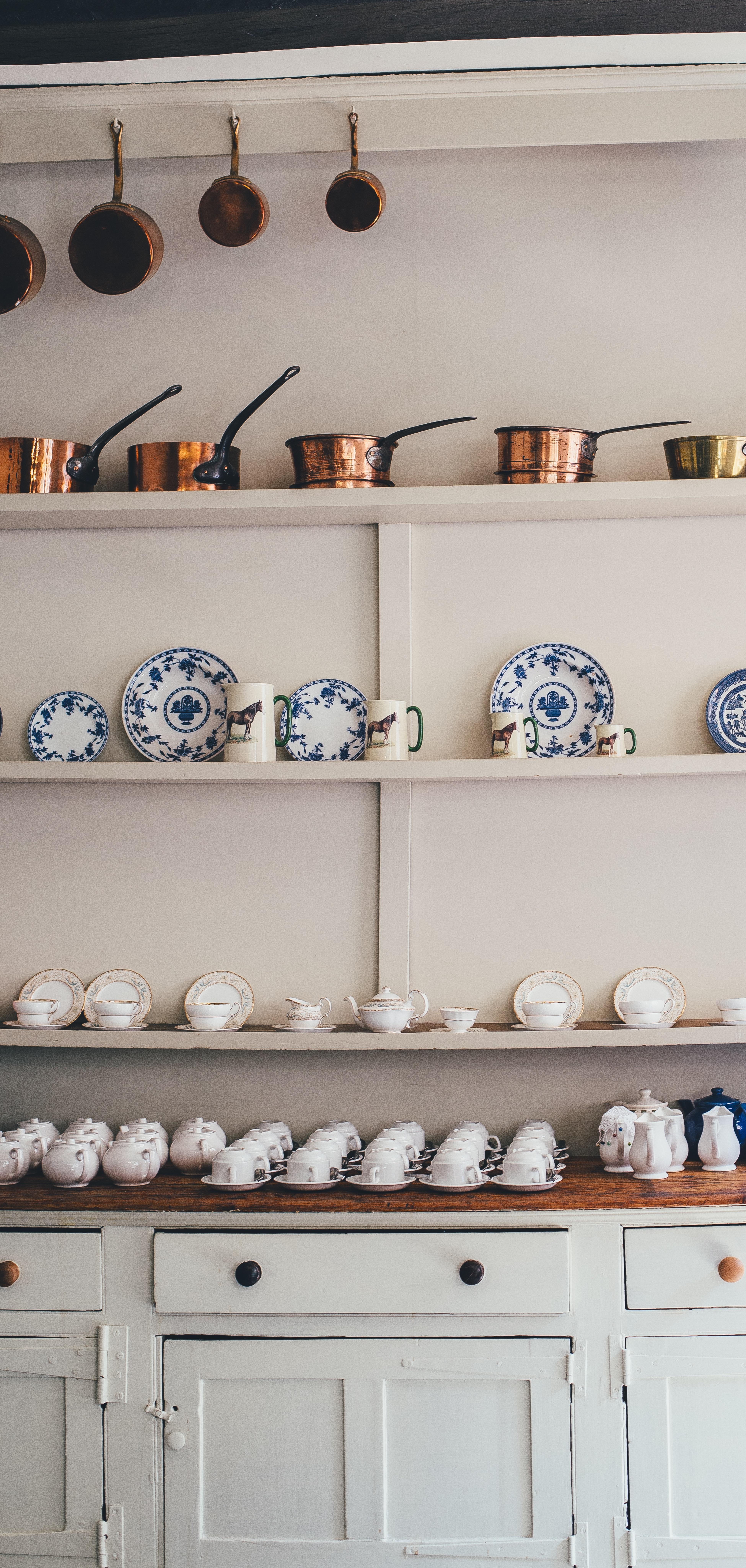 Kostenlose foto : Weiß, Küche, Regal, Möbel, Zimmer ...
