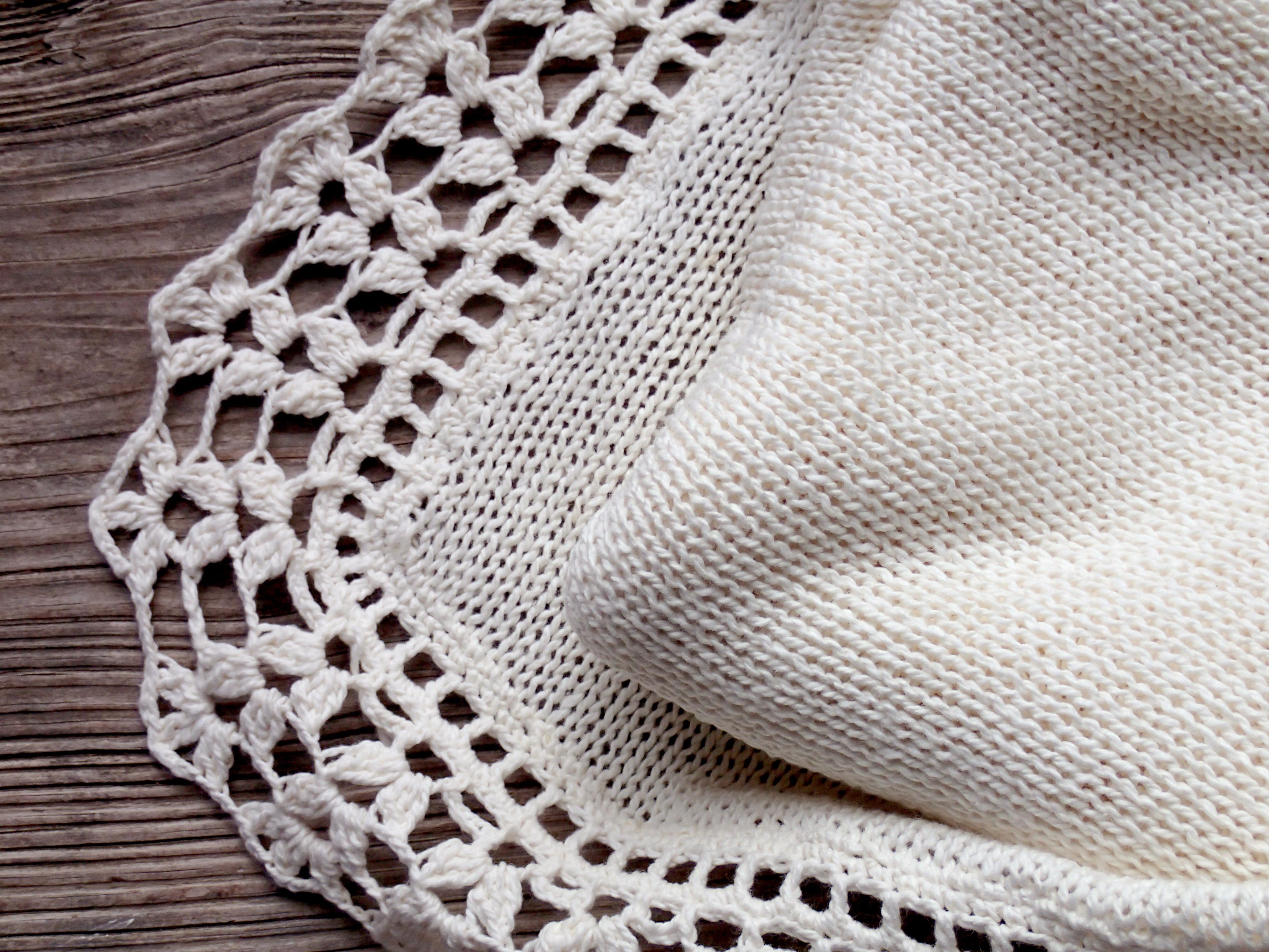 Fotos gratis : blanco, rústico, patrón, tejer, material, tejido de ...