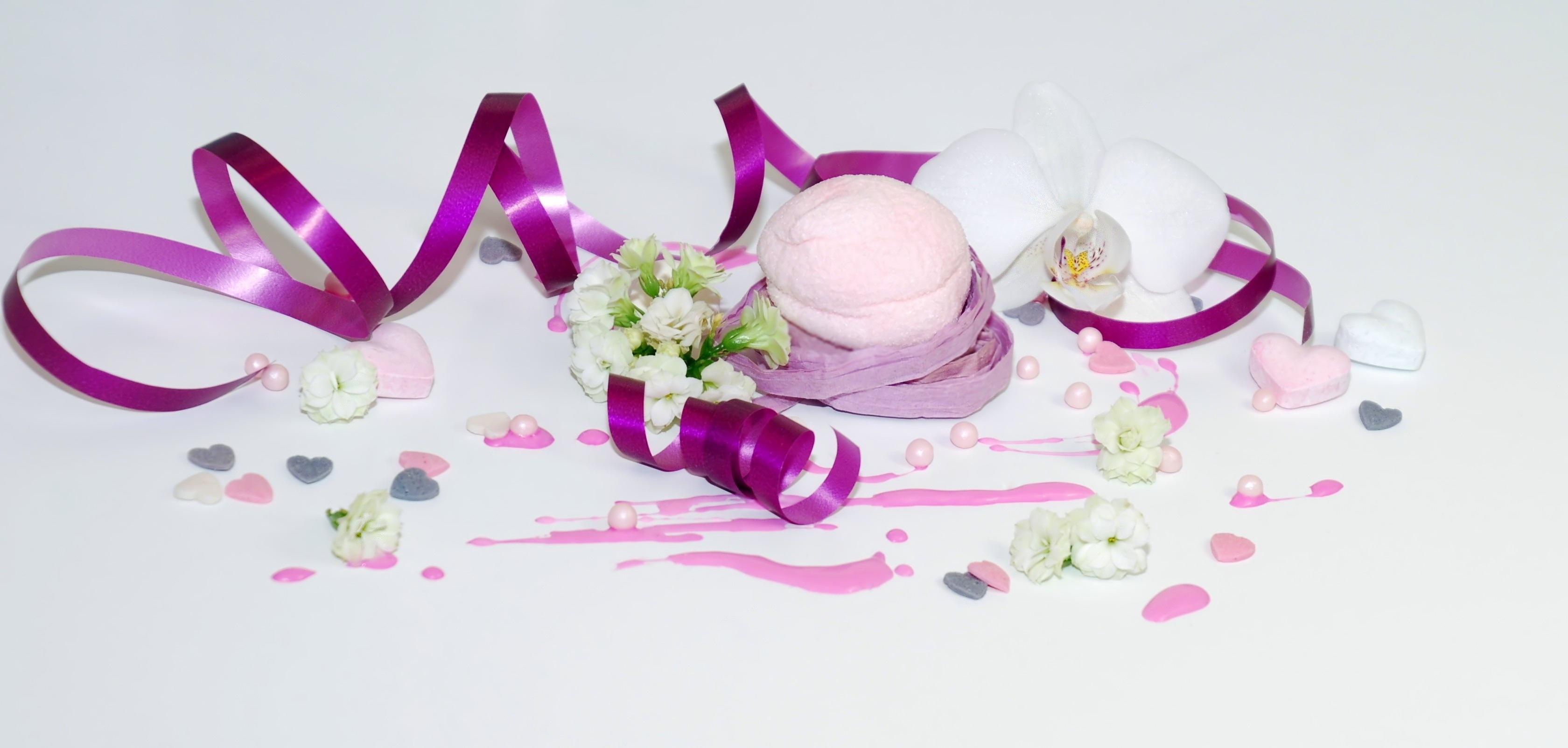 Free Images : white, purple, petal, heart, food, macro, romance ...