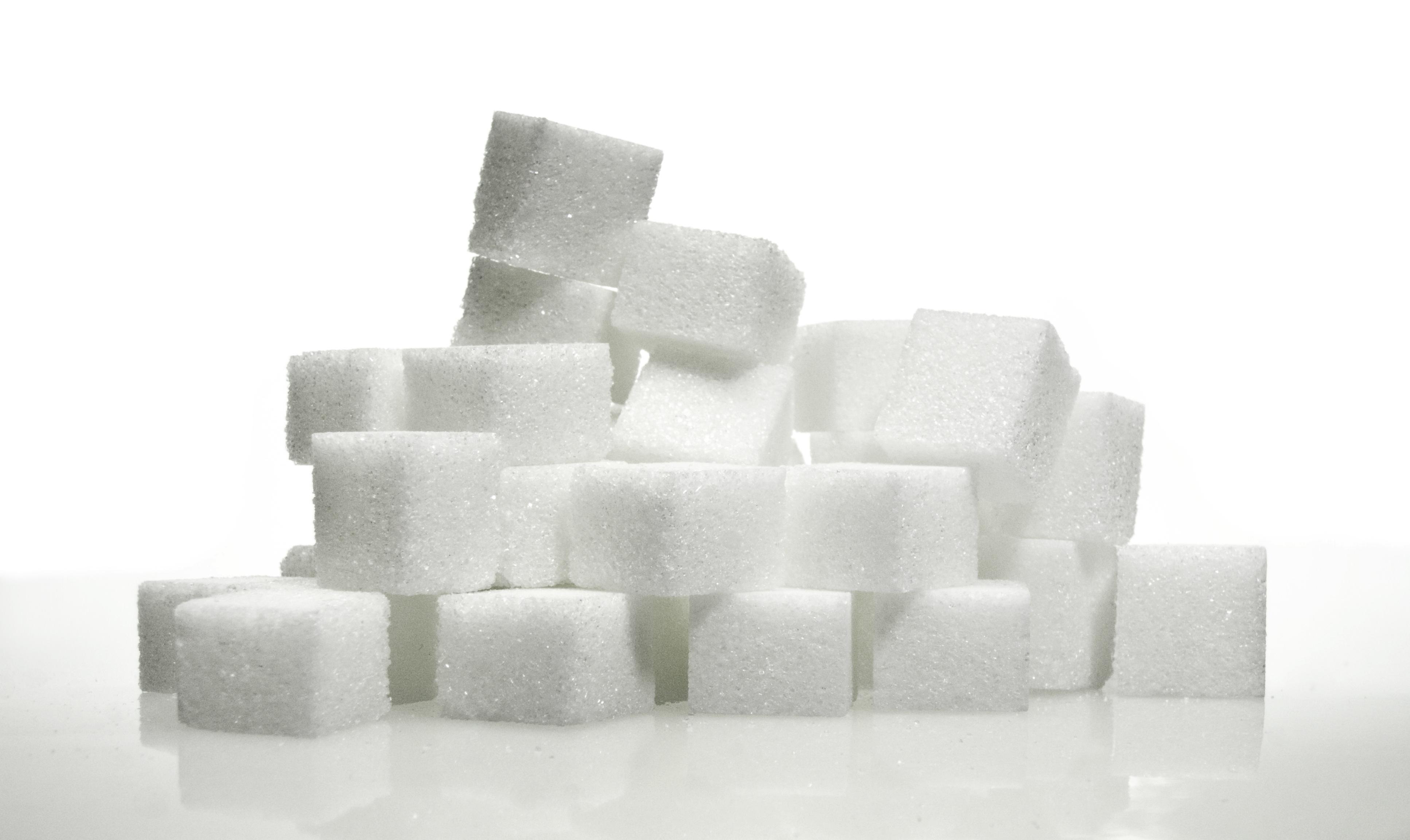 Картинка кубик сахара