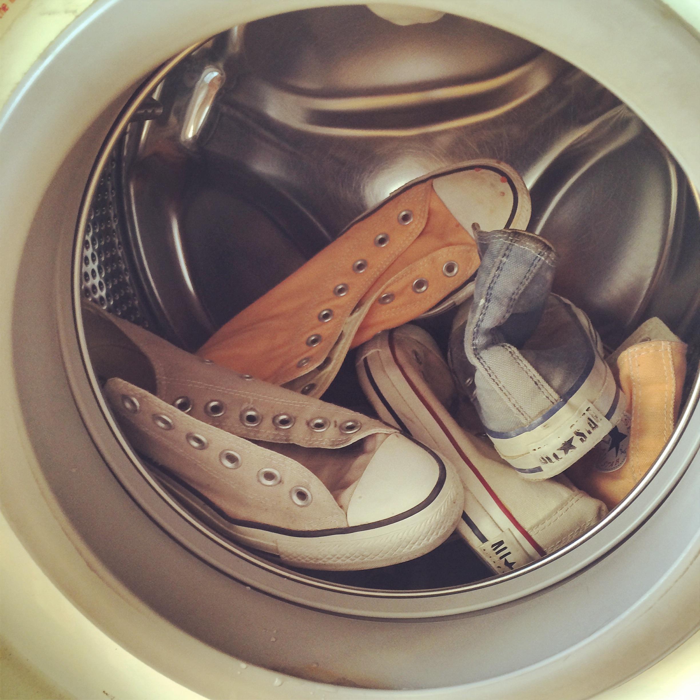 White Wheel Product Shoes Washing Machine Dishware Man Made Object
