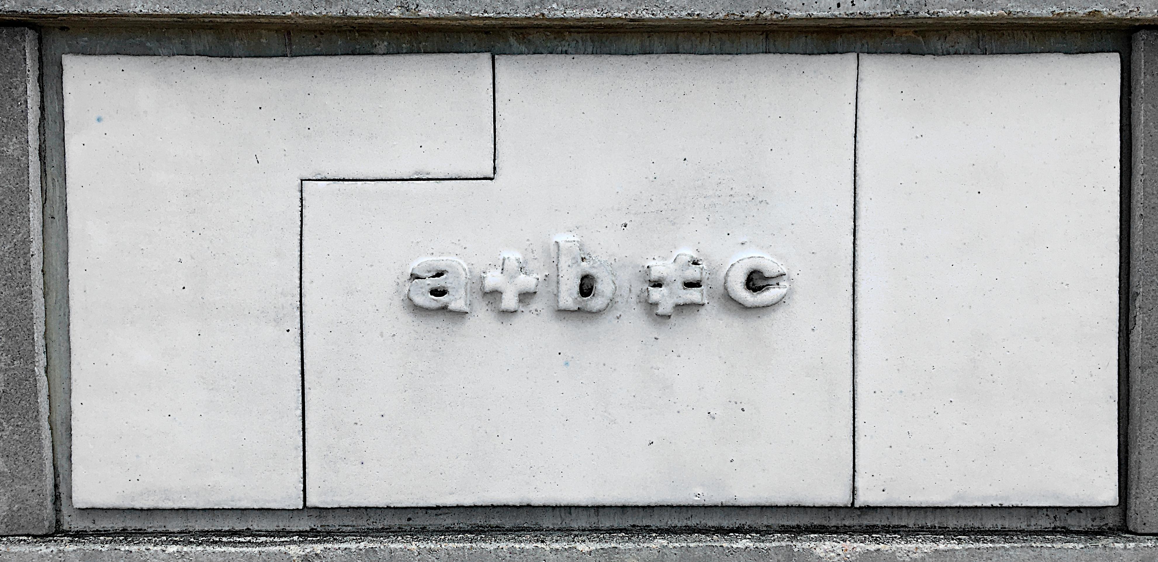 Kostenlose foto : Weiß, Fenster, Nummer, Mauer, Tür, Mathe, Kunst ...