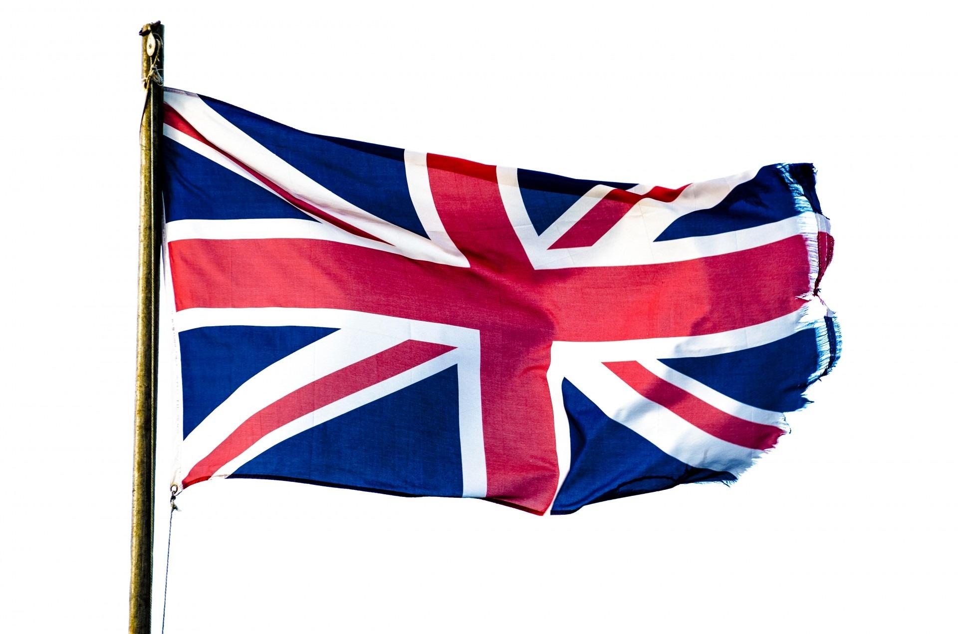 Картинки с флагом британским