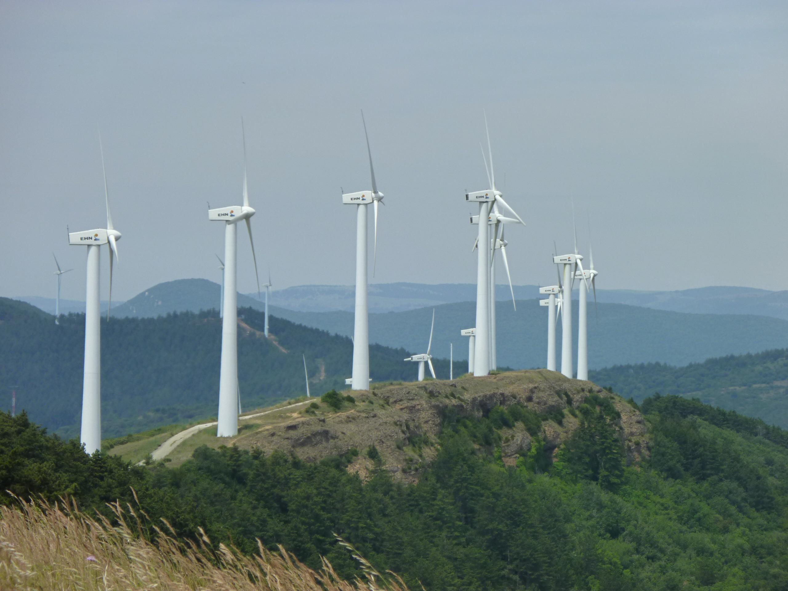 Free windmill environment machine wind turbine